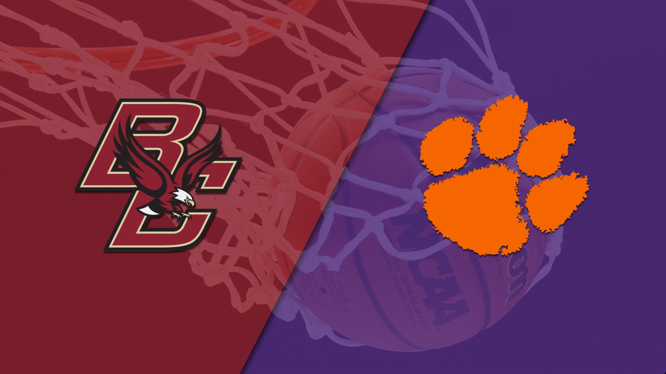 Boston College vs. Clemson (W Basketball)