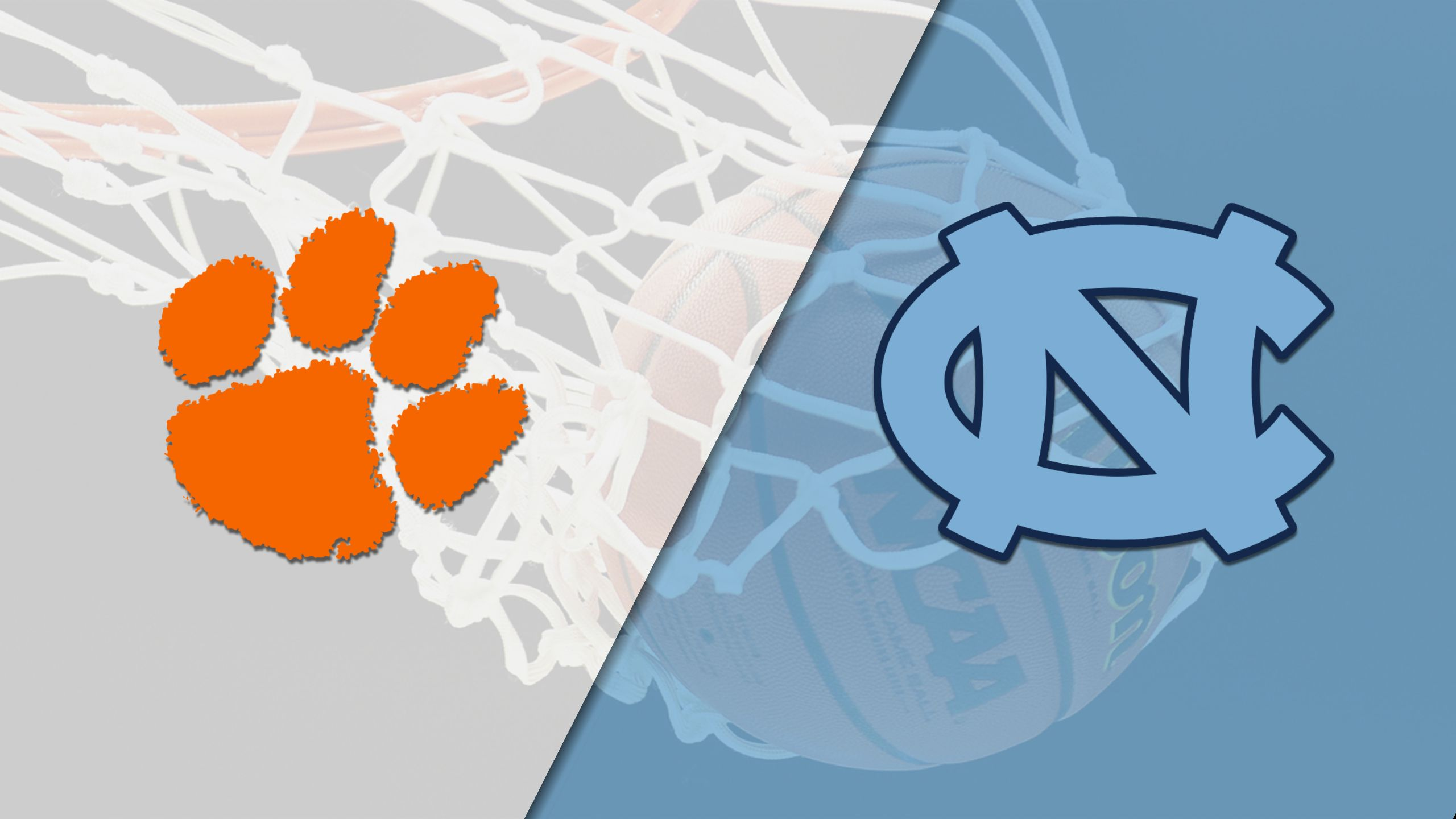 Clemson vs. North Carolina (W Basketball)