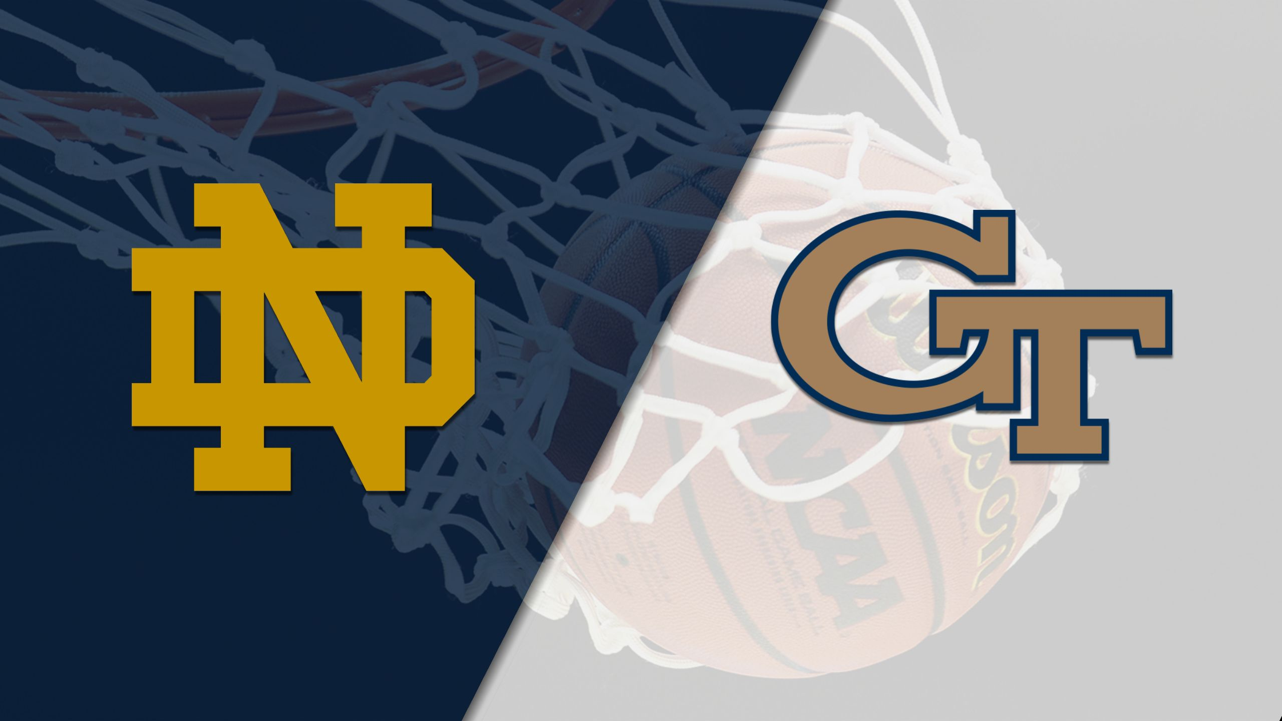 #2 Notre Dame vs. Georgia Tech (W Basketball)