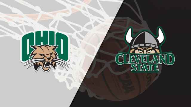 Ohio vs. Cleveland State (W Basketball)