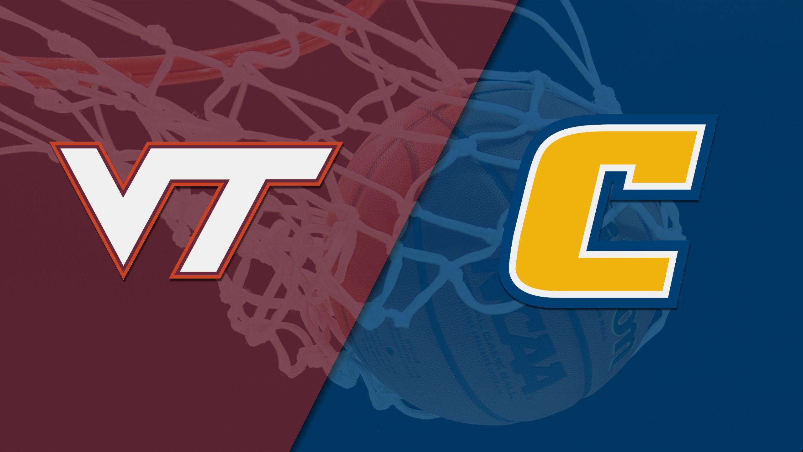 Virginia Tech vs. Chattanooga (W Basketball)
