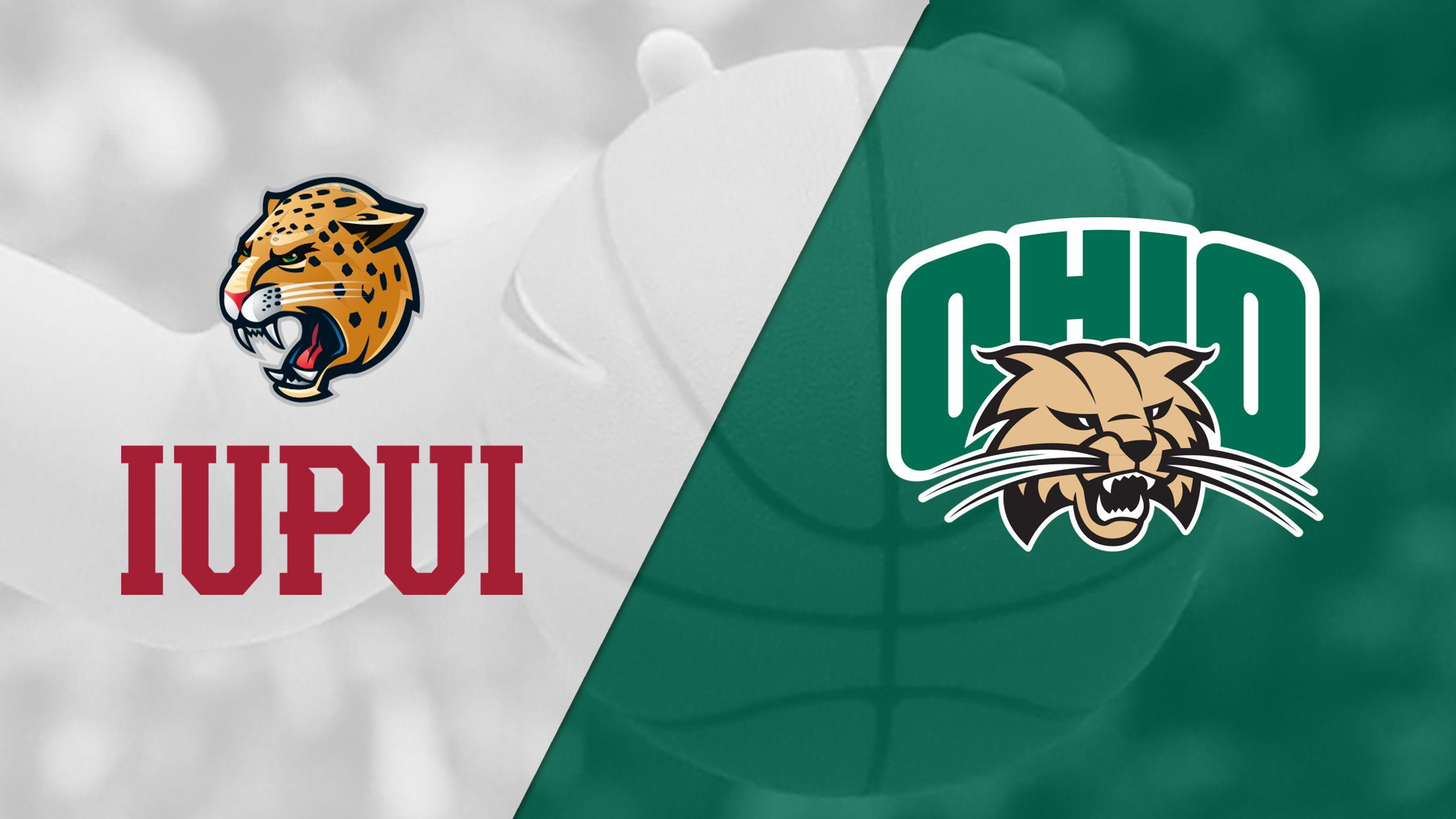 IUPUI vs. Ohio (W Basketball)
