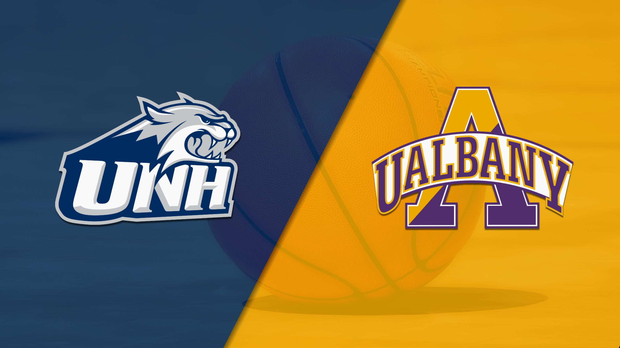 New Hampshire vs. Albany (W Basketball)