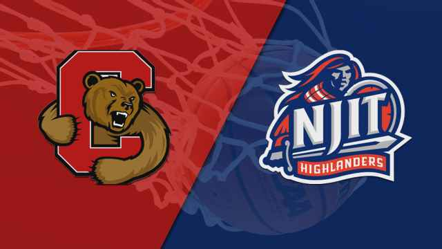 Cornell vs. NJIT (W Basketball)