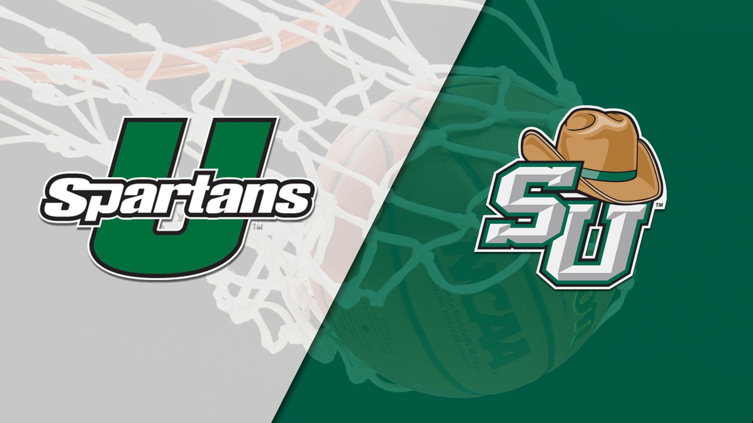 South Carolina Upstate vs. Stetson (W Basketball)