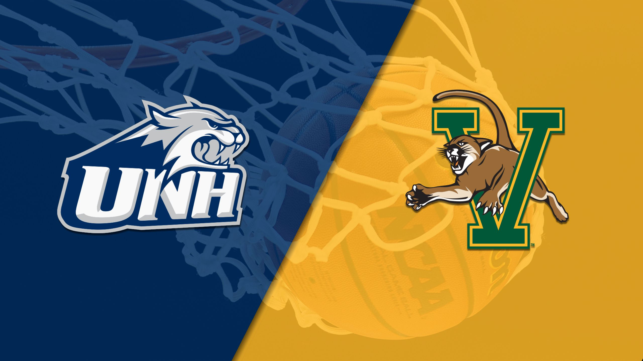 New Hampshire vs. Vermont (W Basketball)