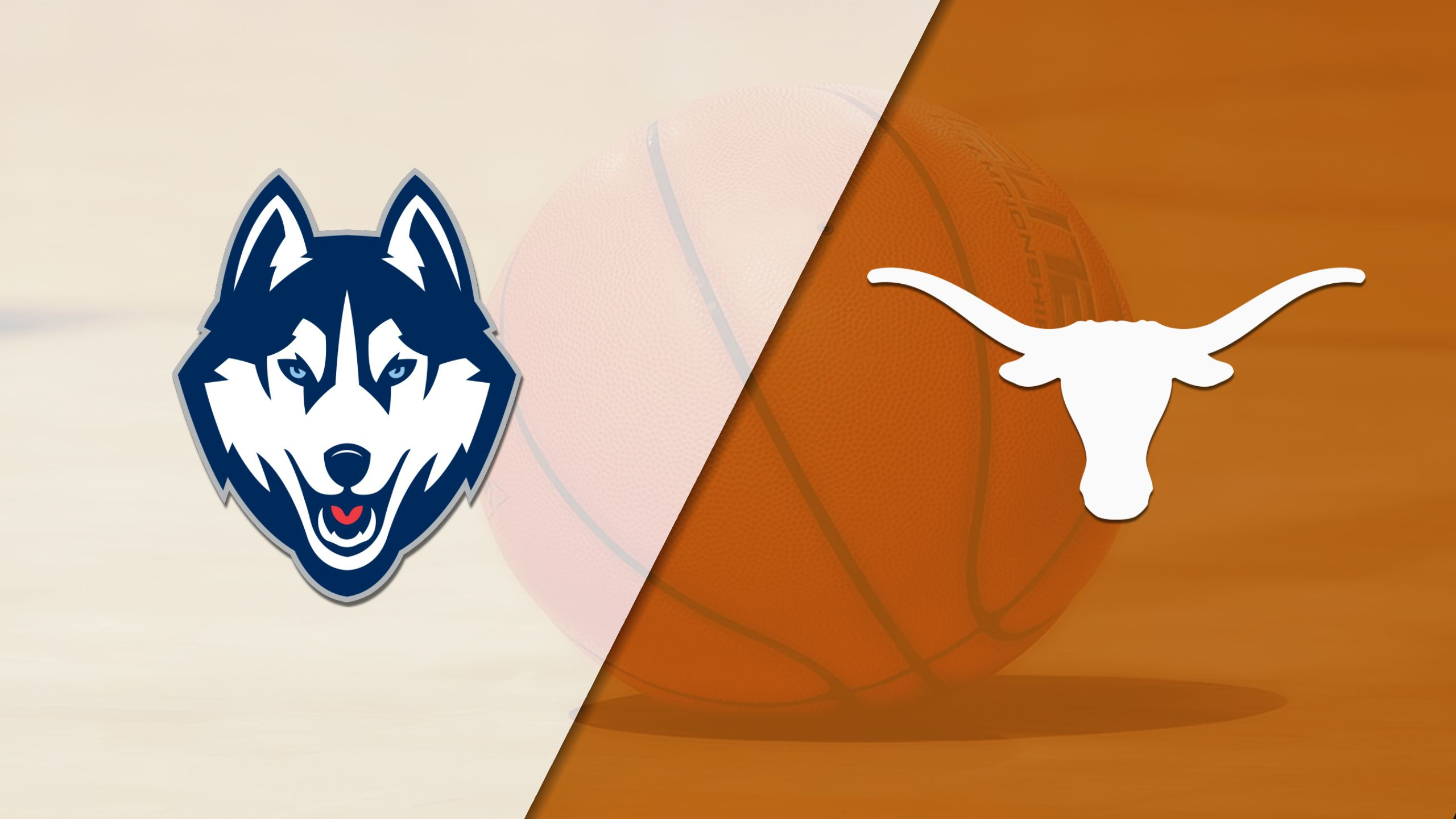 #1 Connecticut vs. #9 Texas (W Basketball) (re-air)