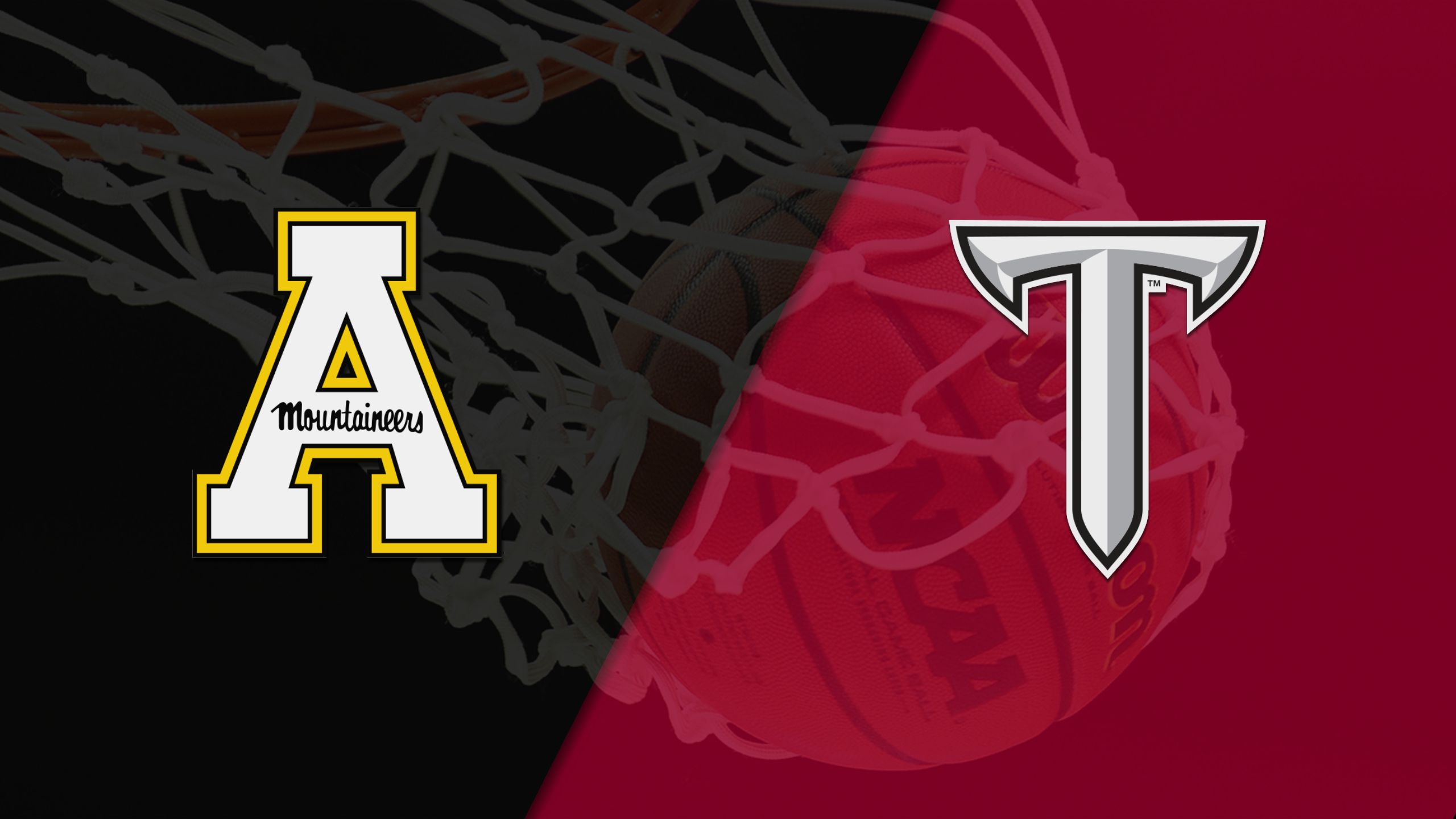 Appalachian State vs. Troy (W Basketball)