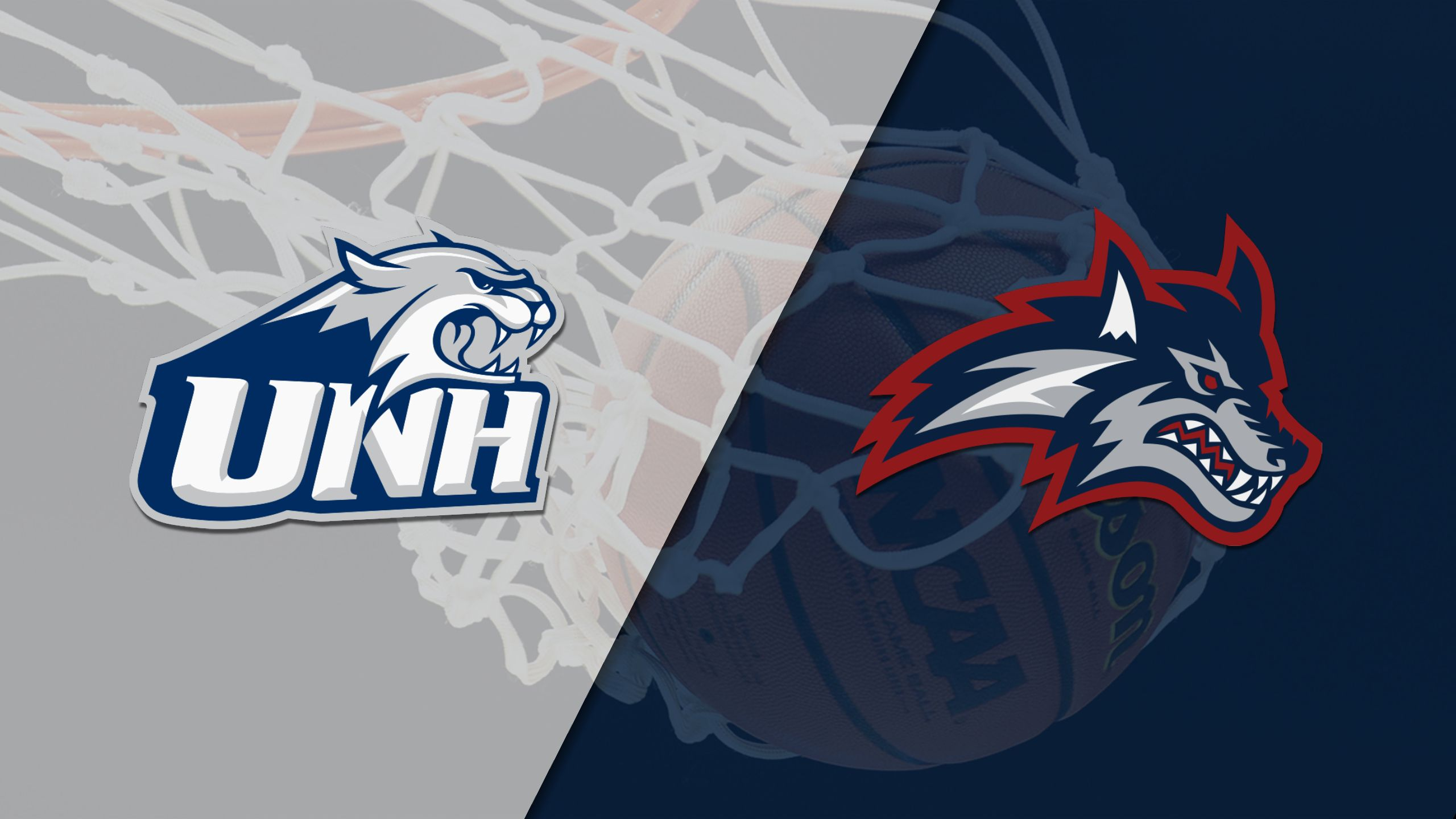New Hampshire vs. Stony Brook (W Basketball)