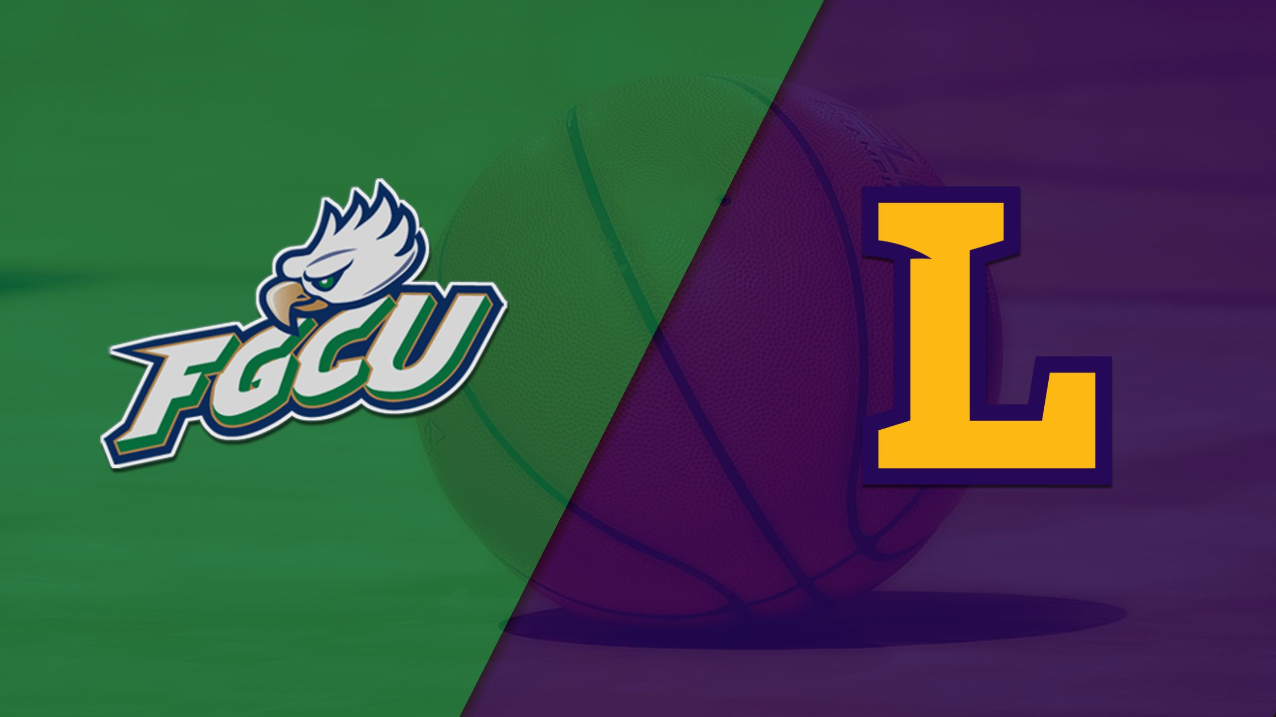 Florida Gulf Coast vs. Lipscomb (W Basketball)