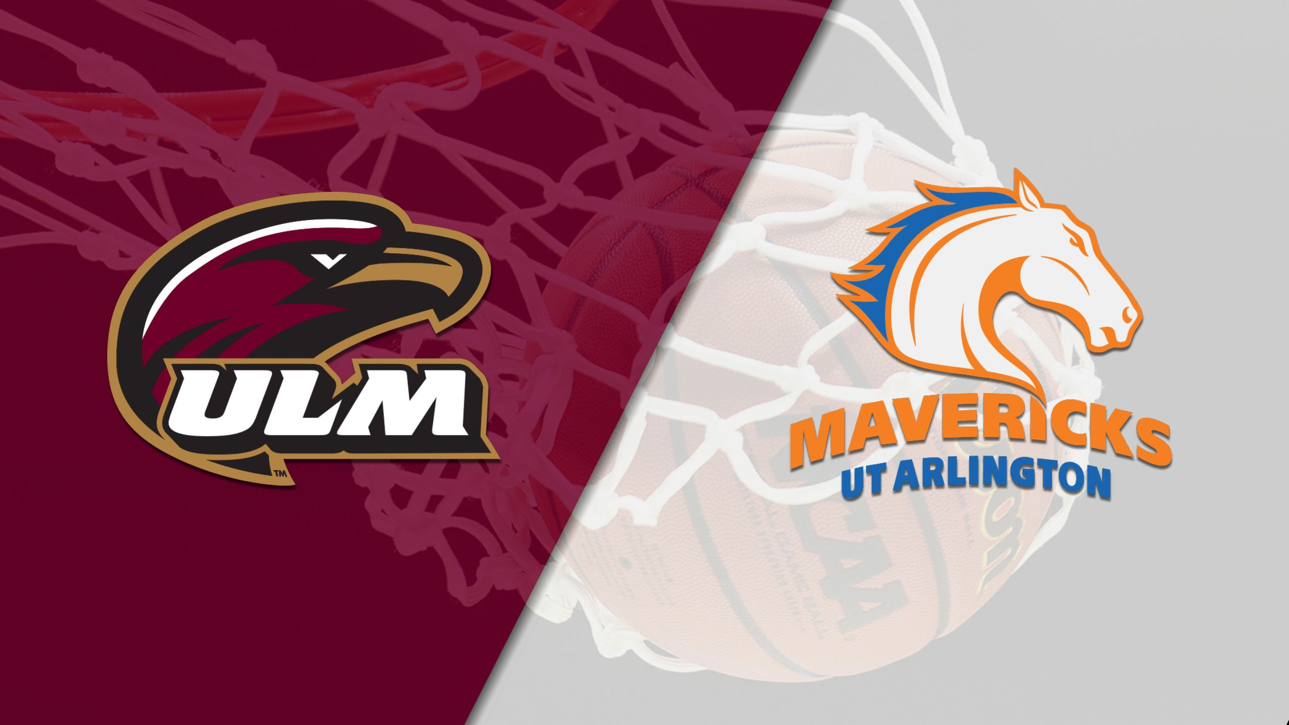 UL Monroe vs. UT Arlington (W Basketball)