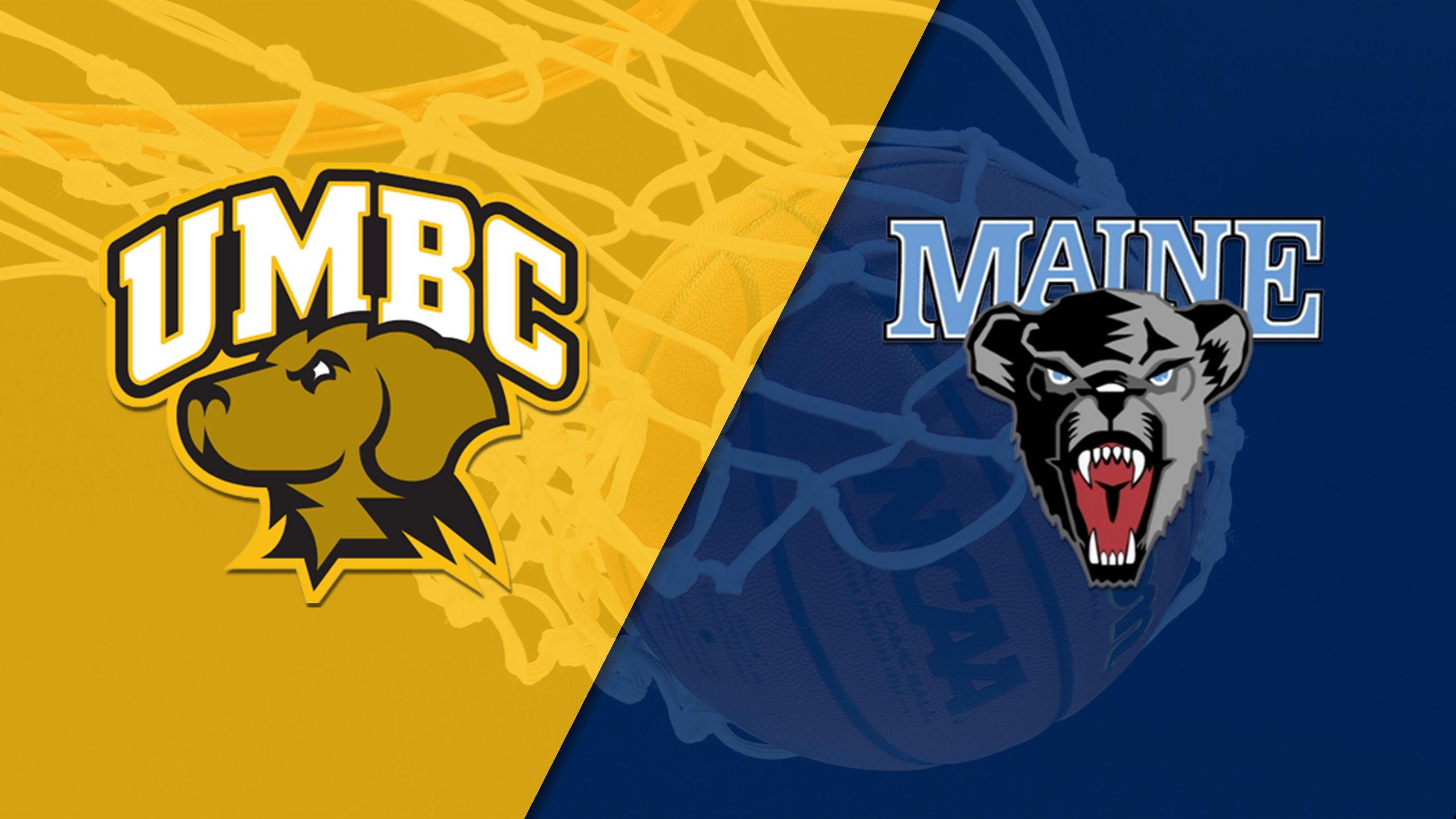 UMBC vs. Maine (W Basketball)