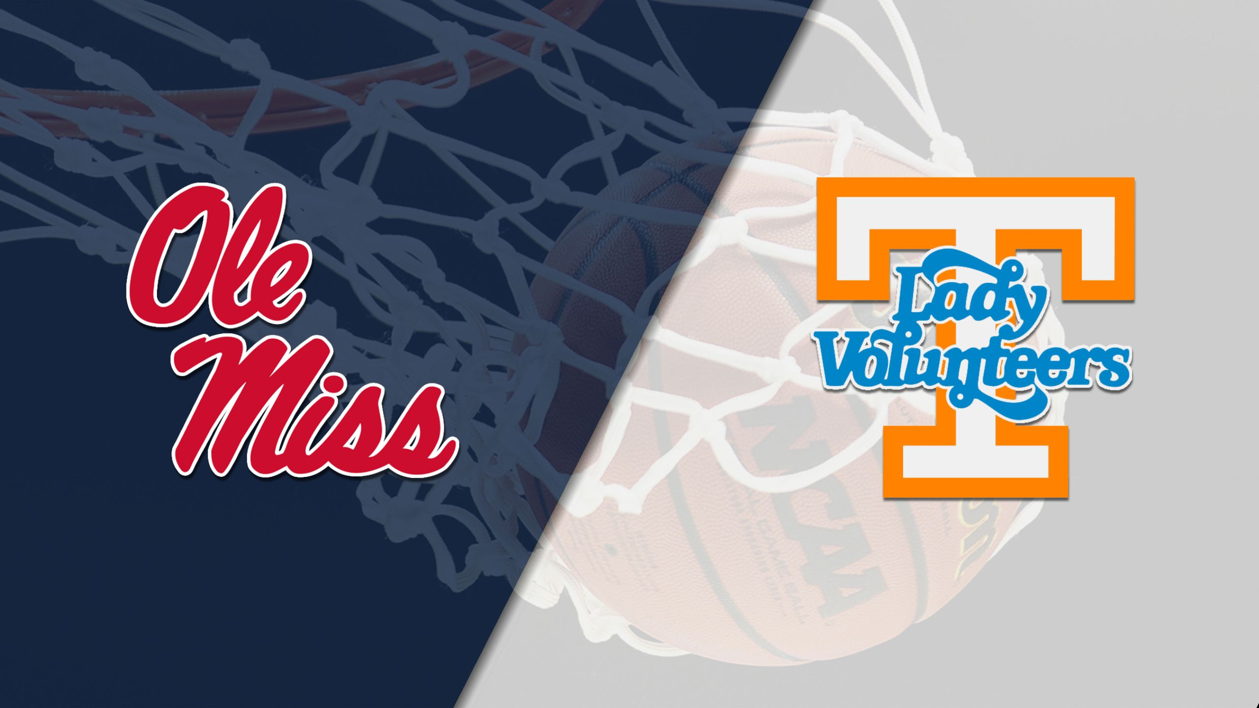 Ole Miss vs. #10 Tennessee (W Basketball)
