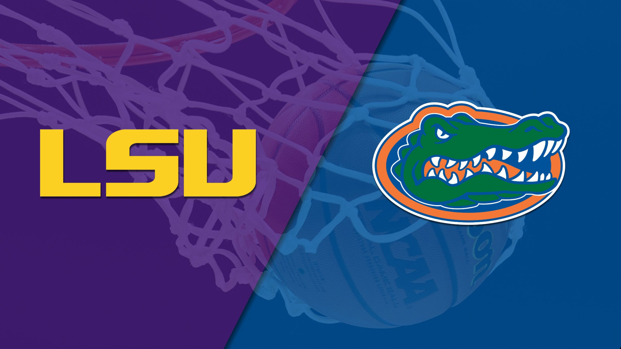LSU vs. Florida (W Basketball)