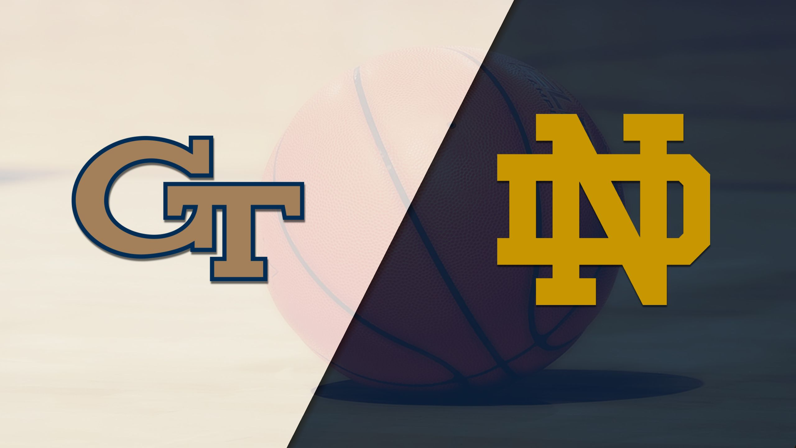 Georgia Tech vs. #5 Notre Dame (W Basketball)