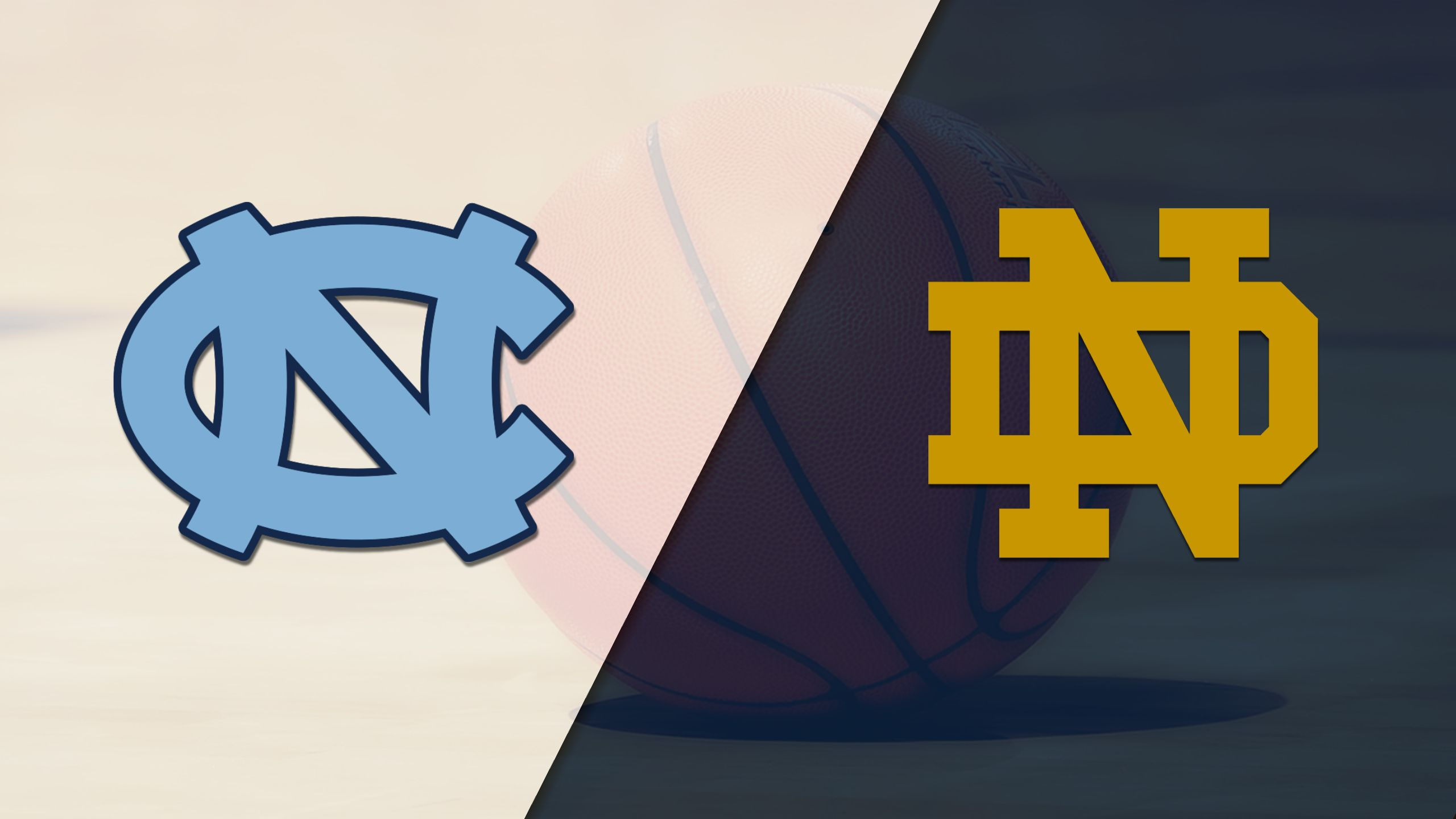 North Carolina vs. #5 Notre Dame (W Basketball)