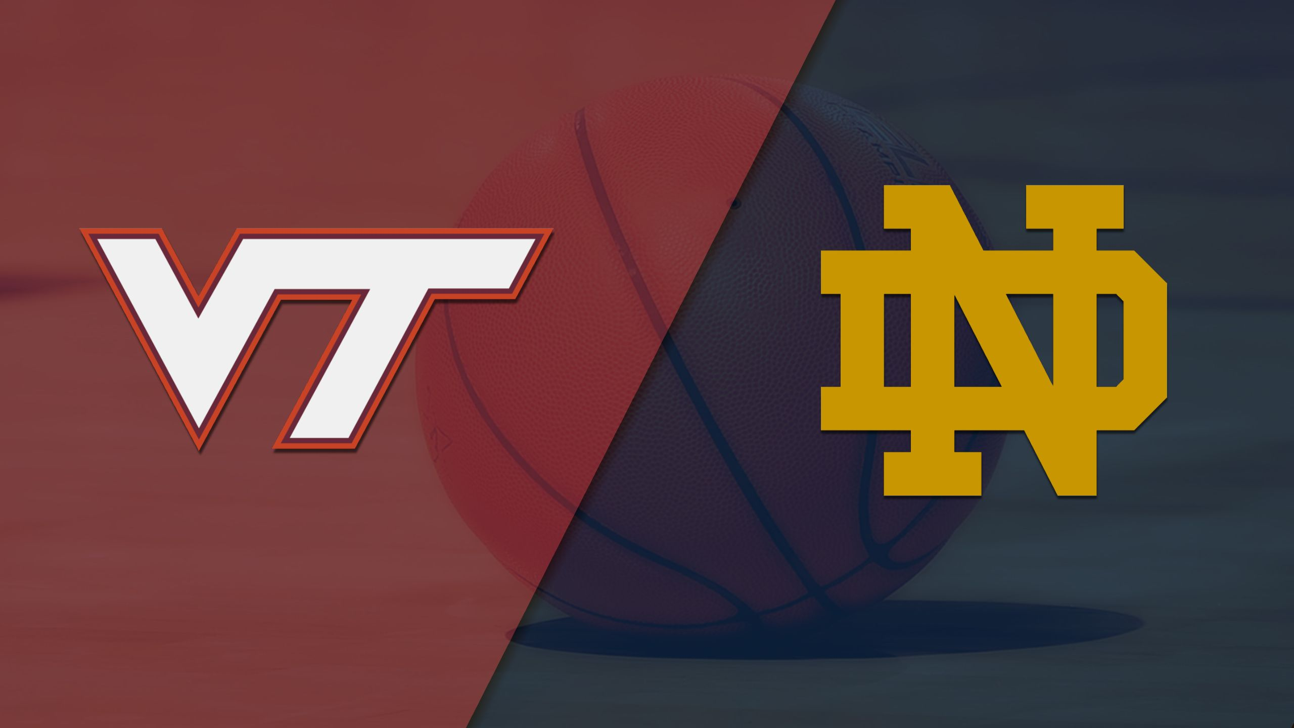 Virginia Tech vs. #5 Notre Dame (W Basketball)
