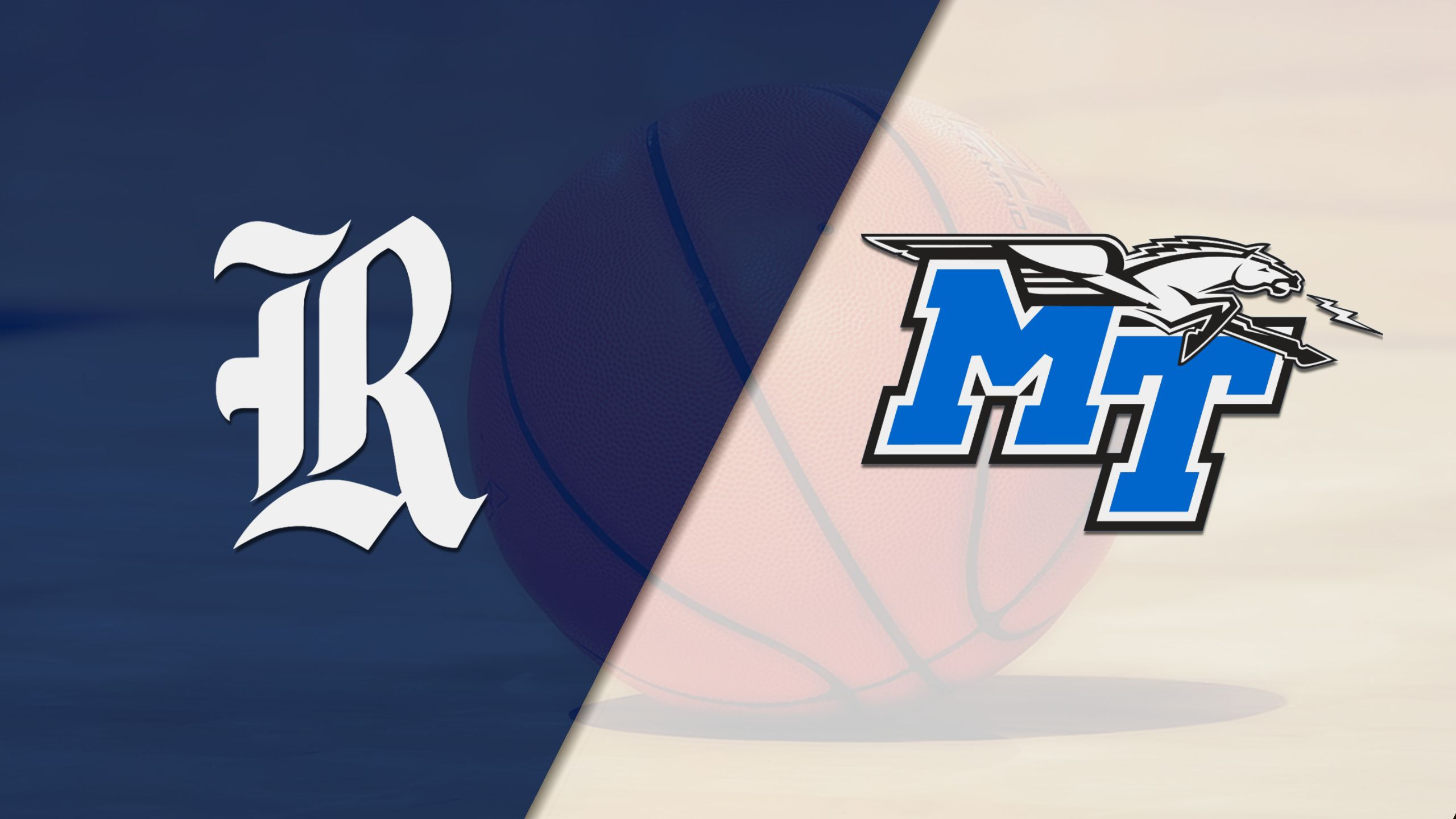 Rice vs. Middle Tennessee (W Basketball)