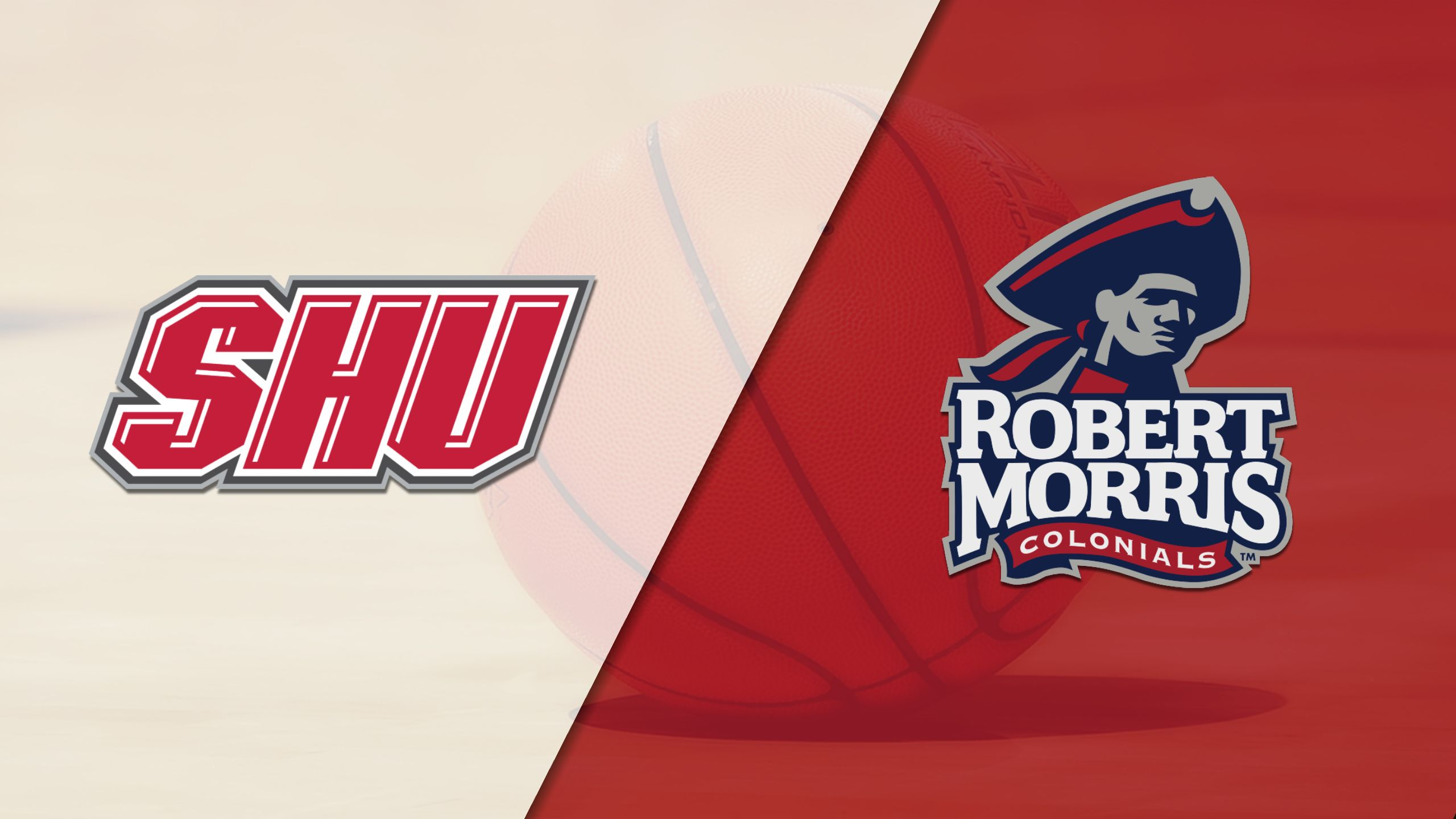Sacred Heart vs. Robert Morris (W Basketball)