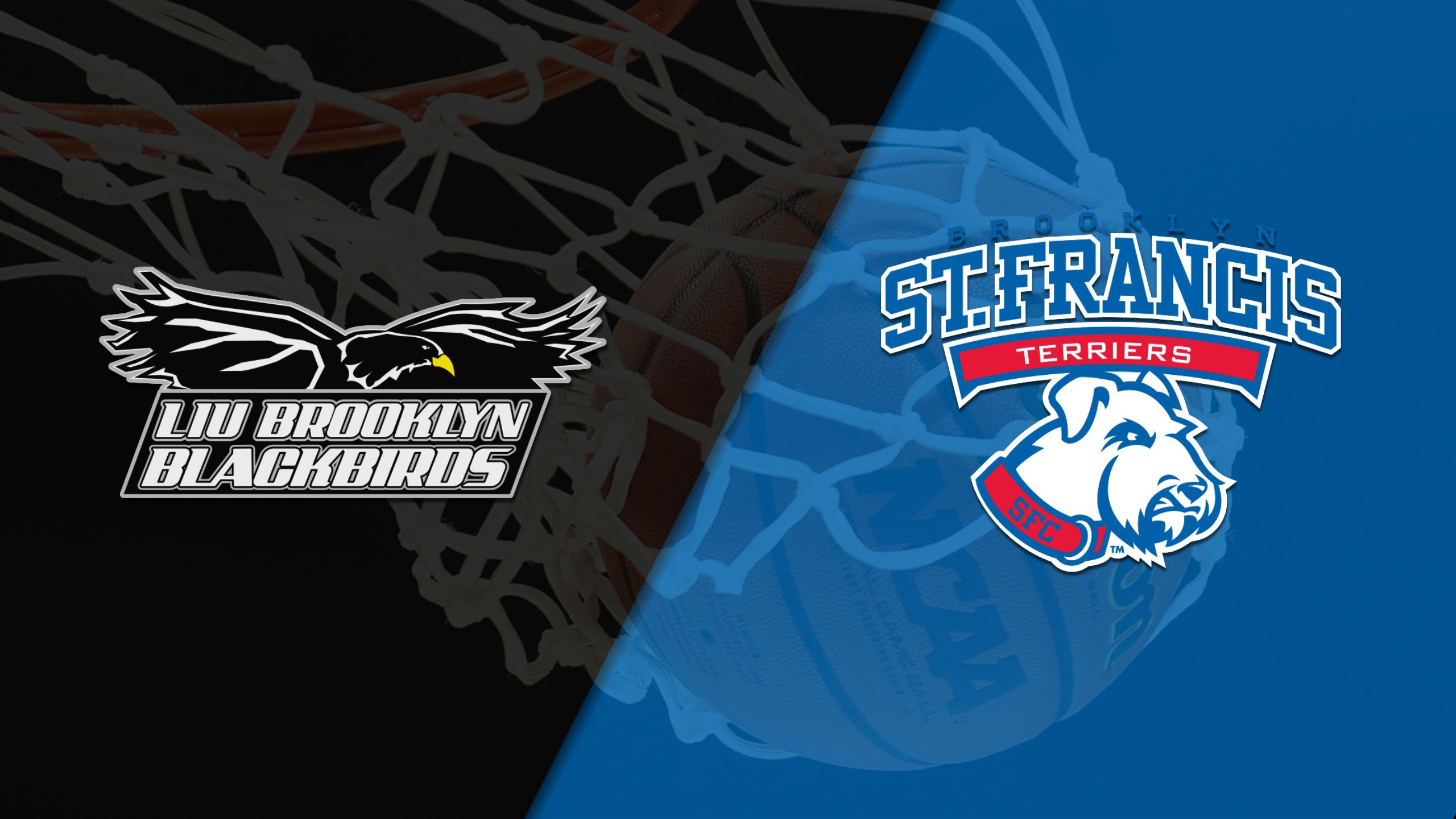 LIU Brooklyn vs. St. Francis Brooklyn (W Basketball)