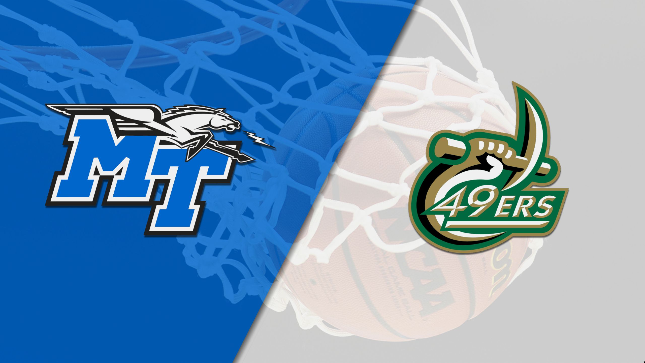 Middle Tennessee vs. Charlotte (W Basketball)