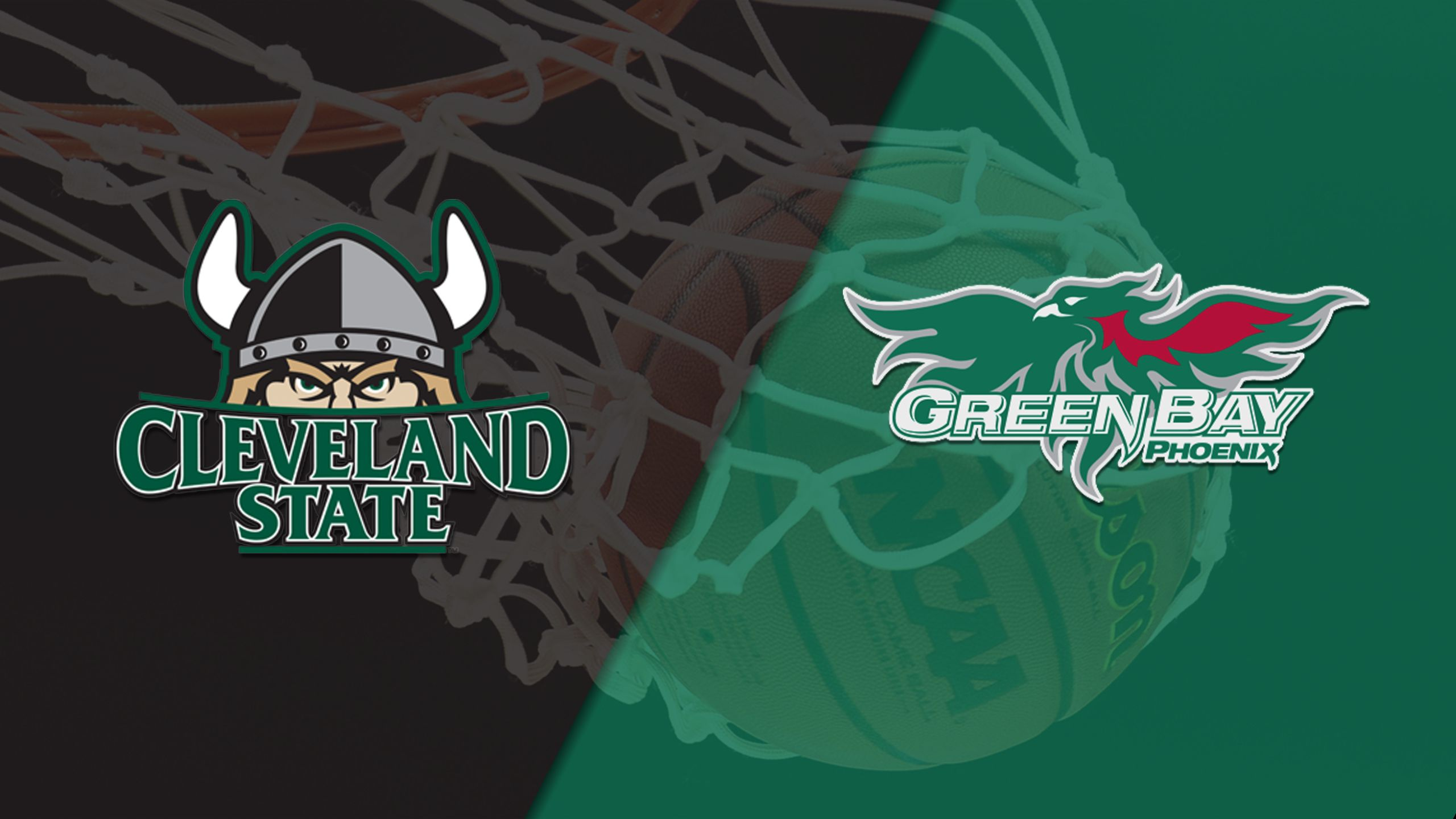Cleveland State vs. #25 Green Bay (W Basketball)