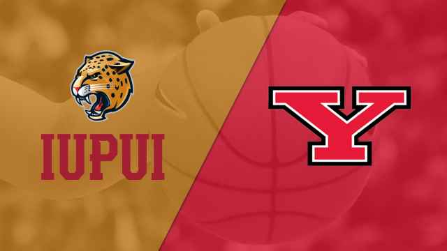 IUPUI vs. Youngstown State (W Basketball)