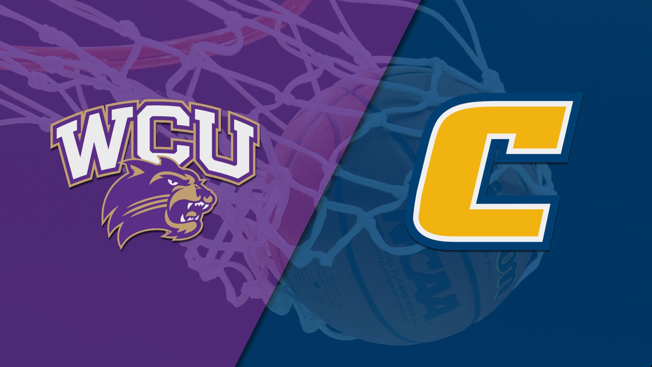 Western Carolina vs. Chattanooga (W Basketball)