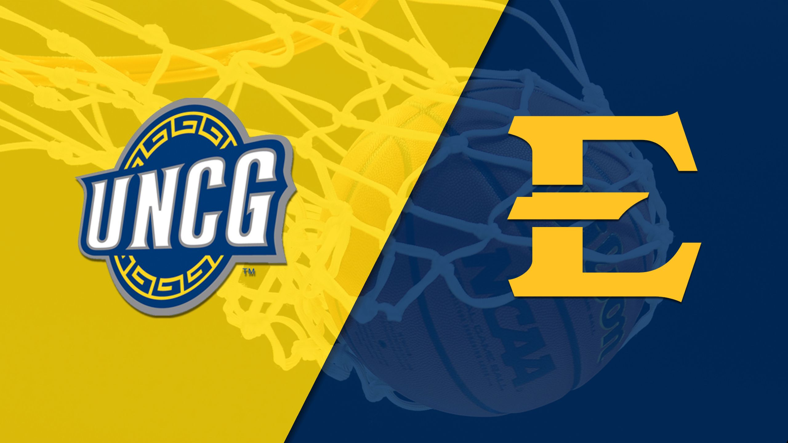 UNC Greensboro vs. East Tennessee State (W Basketball)