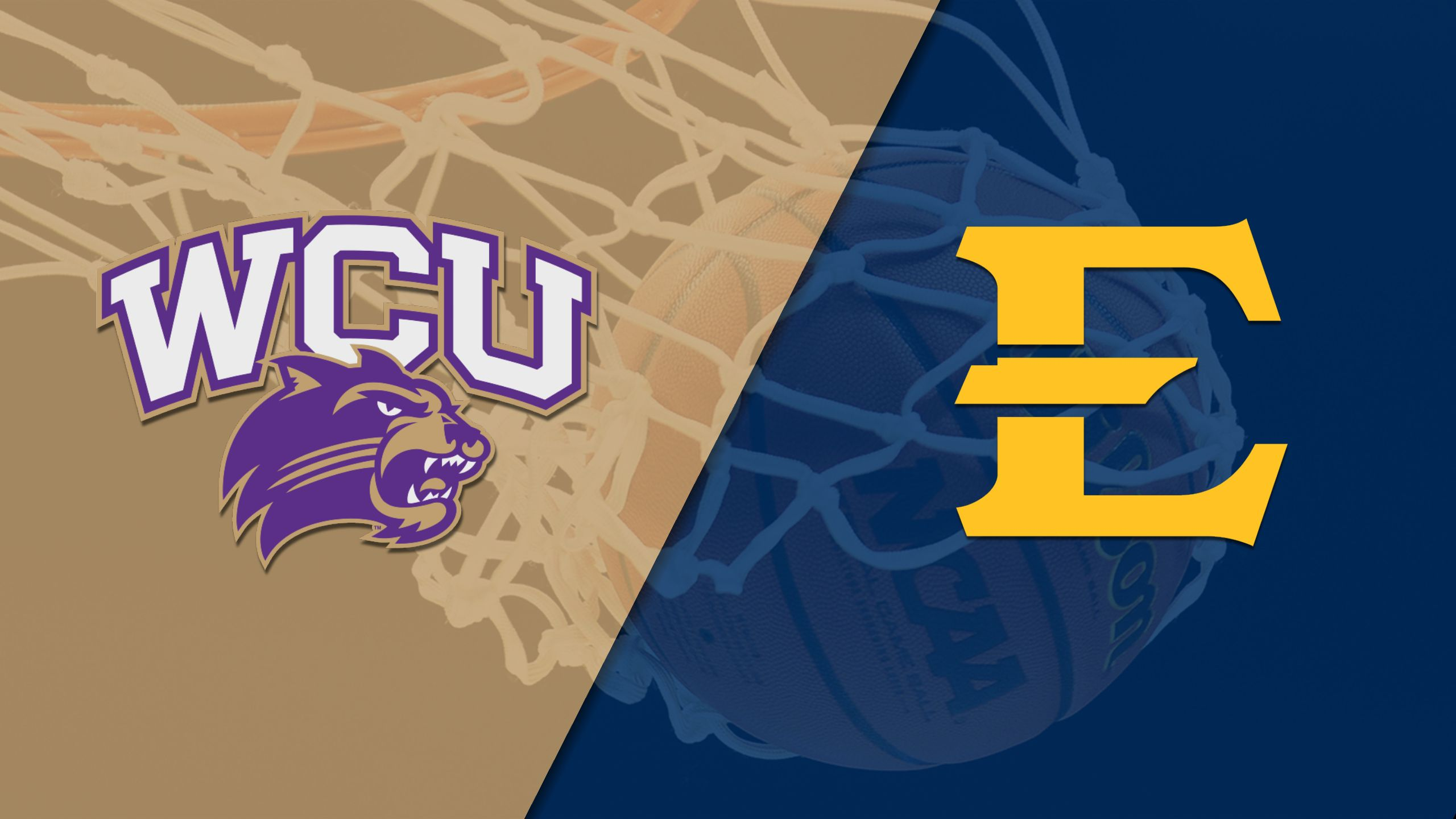 Western Carolina vs. East Tennessee State (W Basketball)