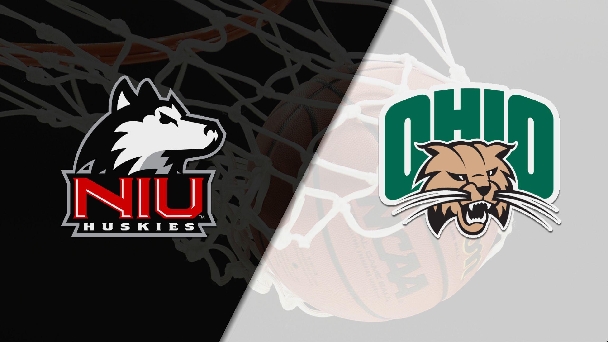 Northern Illinois vs. Ohio (W Basketball)