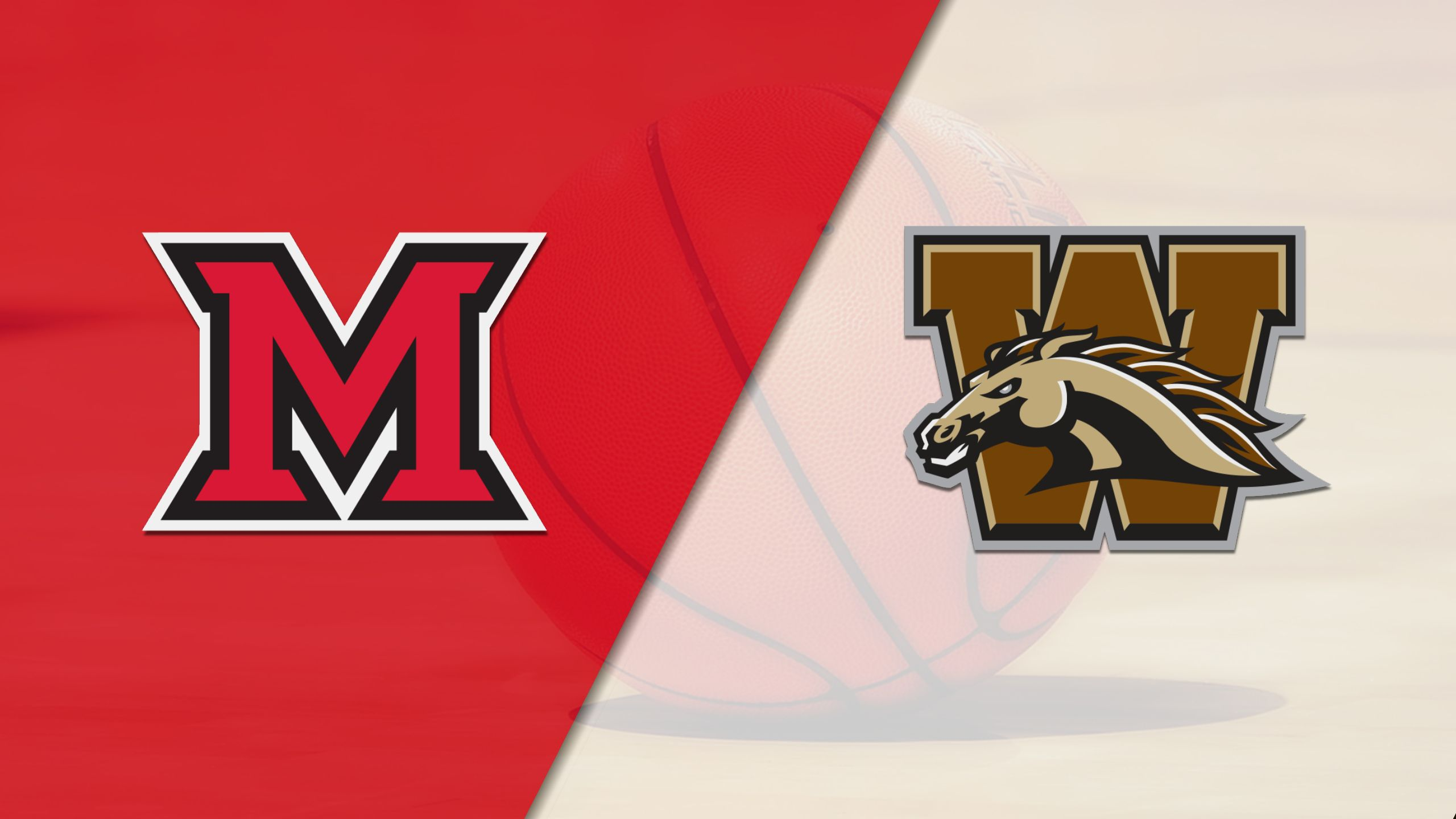 Miami (OH) vs. Western Michigan (W Basketball)
