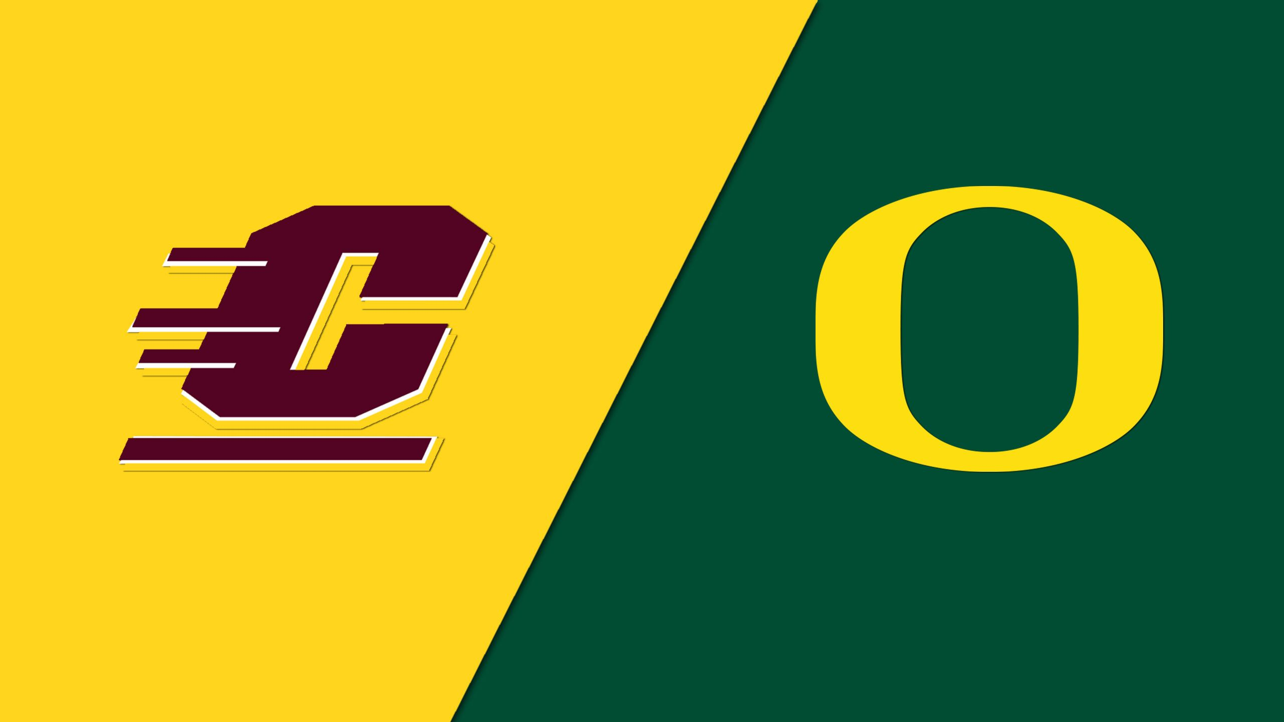#11 Central Michigan vs. #2 Oregon (Regional Semifinal) (NCAA Women's Basketball Championship)