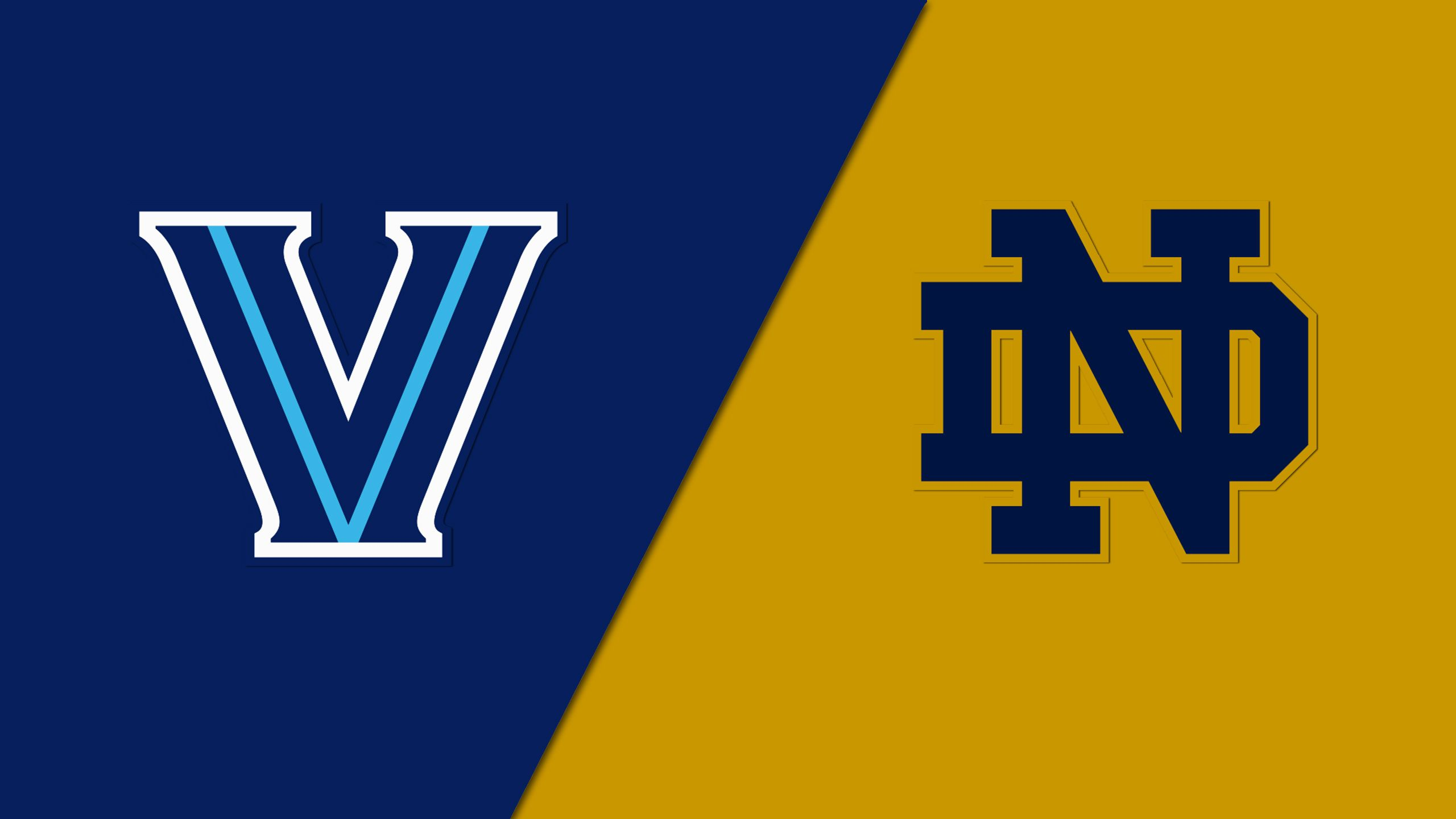 #9 Villanova vs. #1 Notre Dame (Second Round) (NCAA Women's Basketball Championship) (re-air)