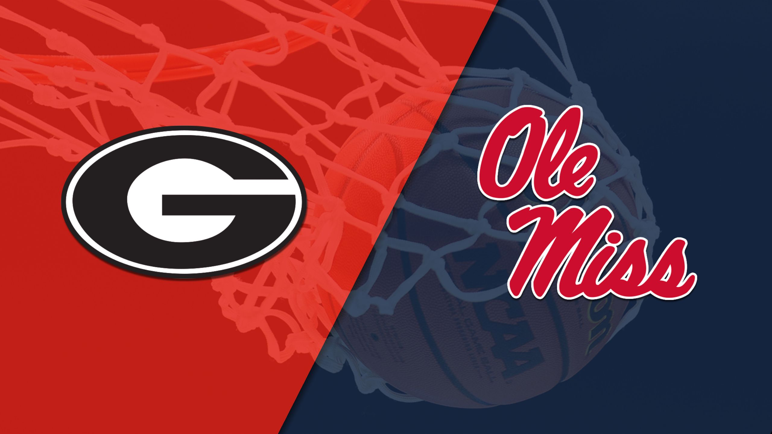 #19 Georgia vs. Ole Miss (W Basketball) (re-air)