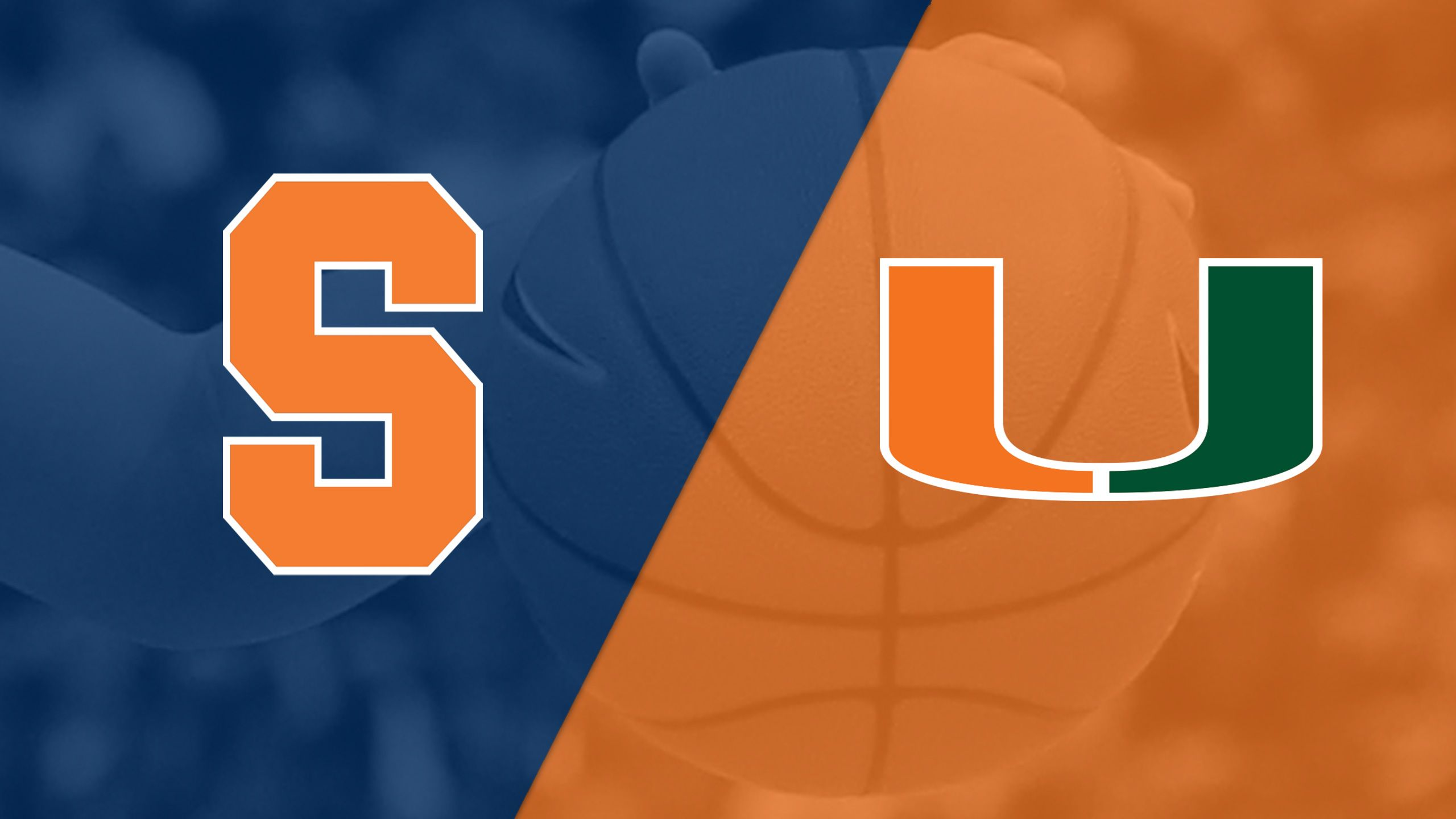 Syracuse vs. Miami (W Basketball)