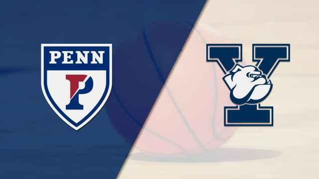 Pennsylvania vs. Yale (W Basketball)