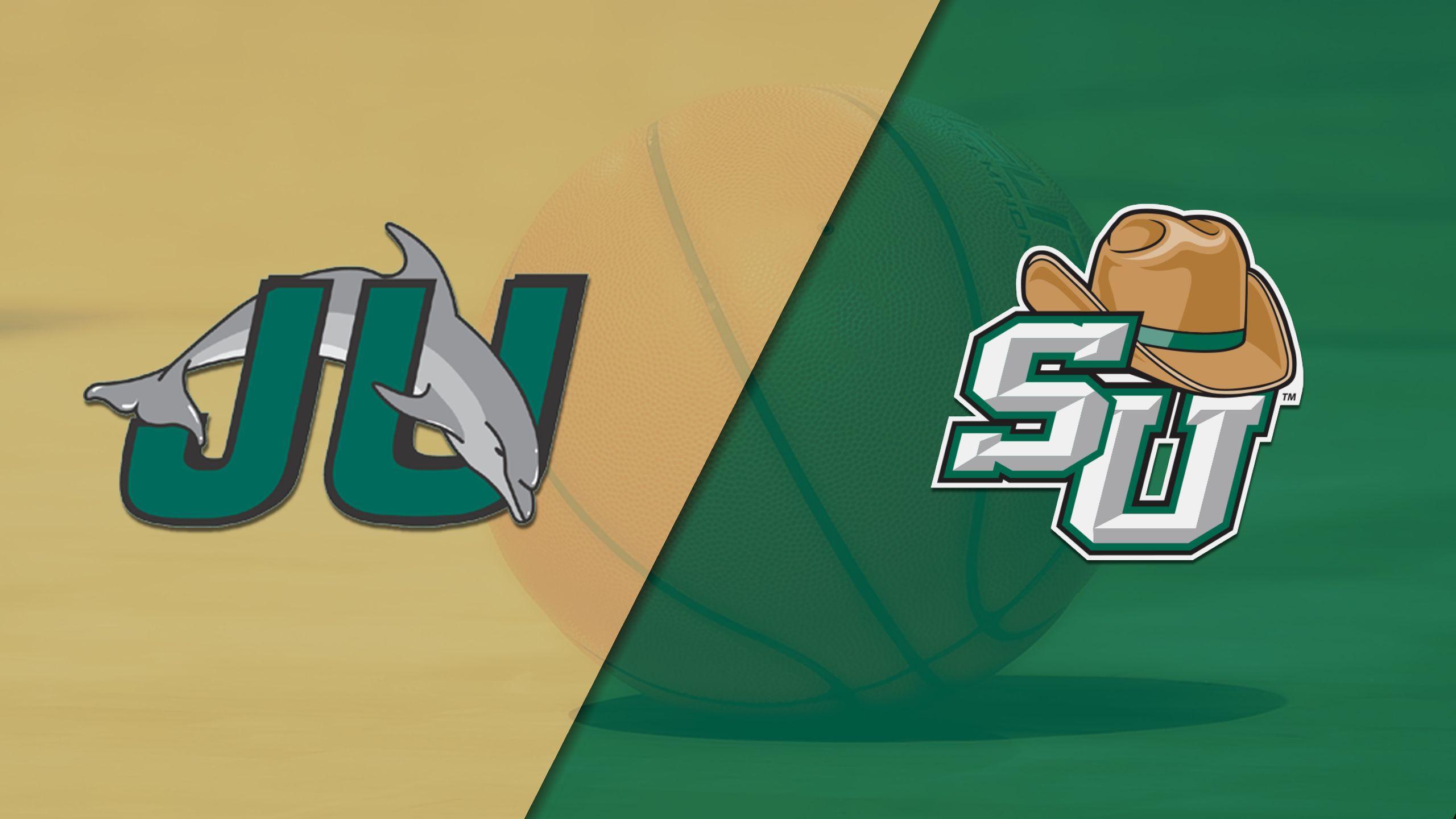 Jacksonville vs. Stetson (W Basketball)