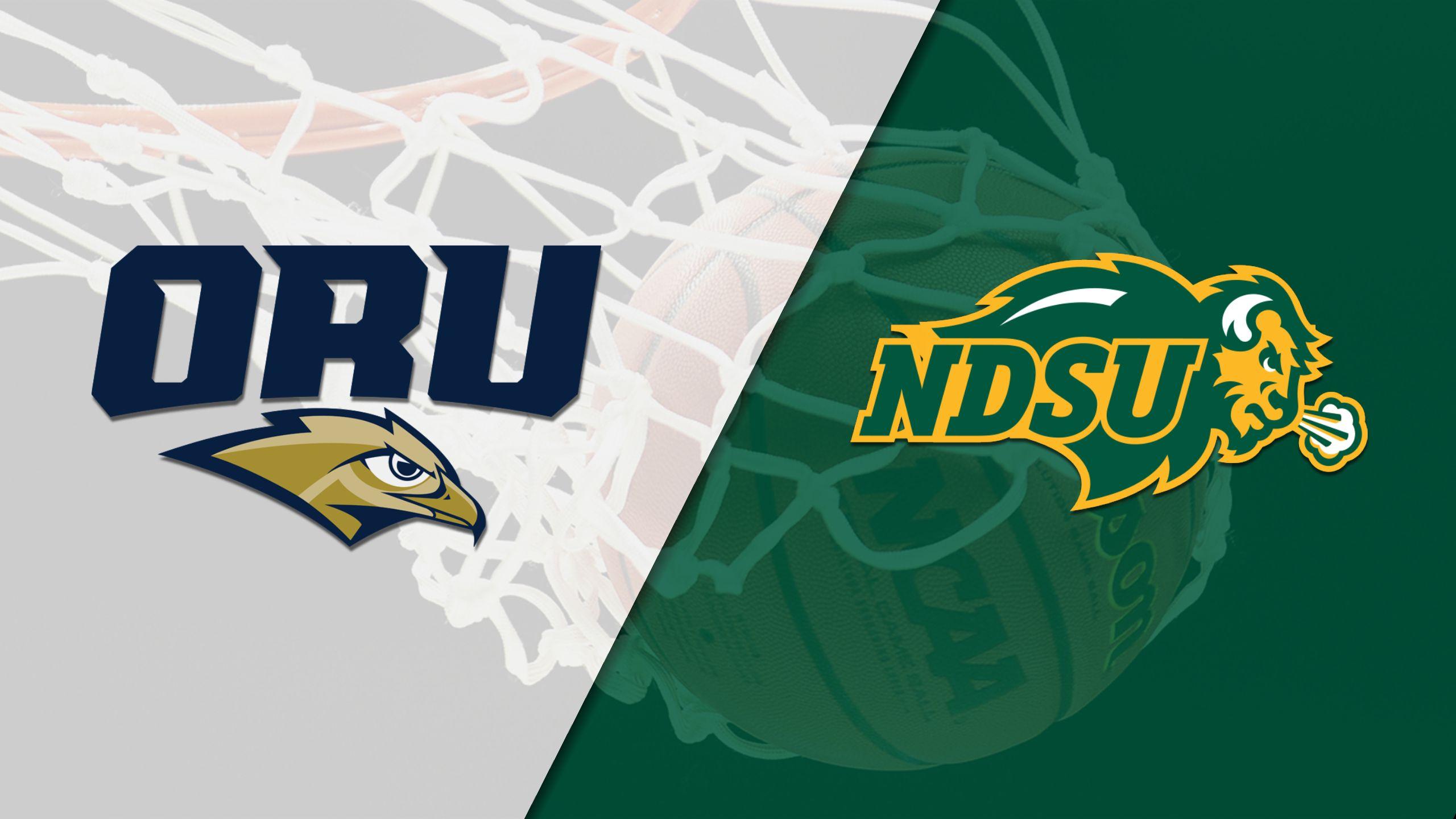 Oral Roberts vs. North Dakota State (W Basketball)