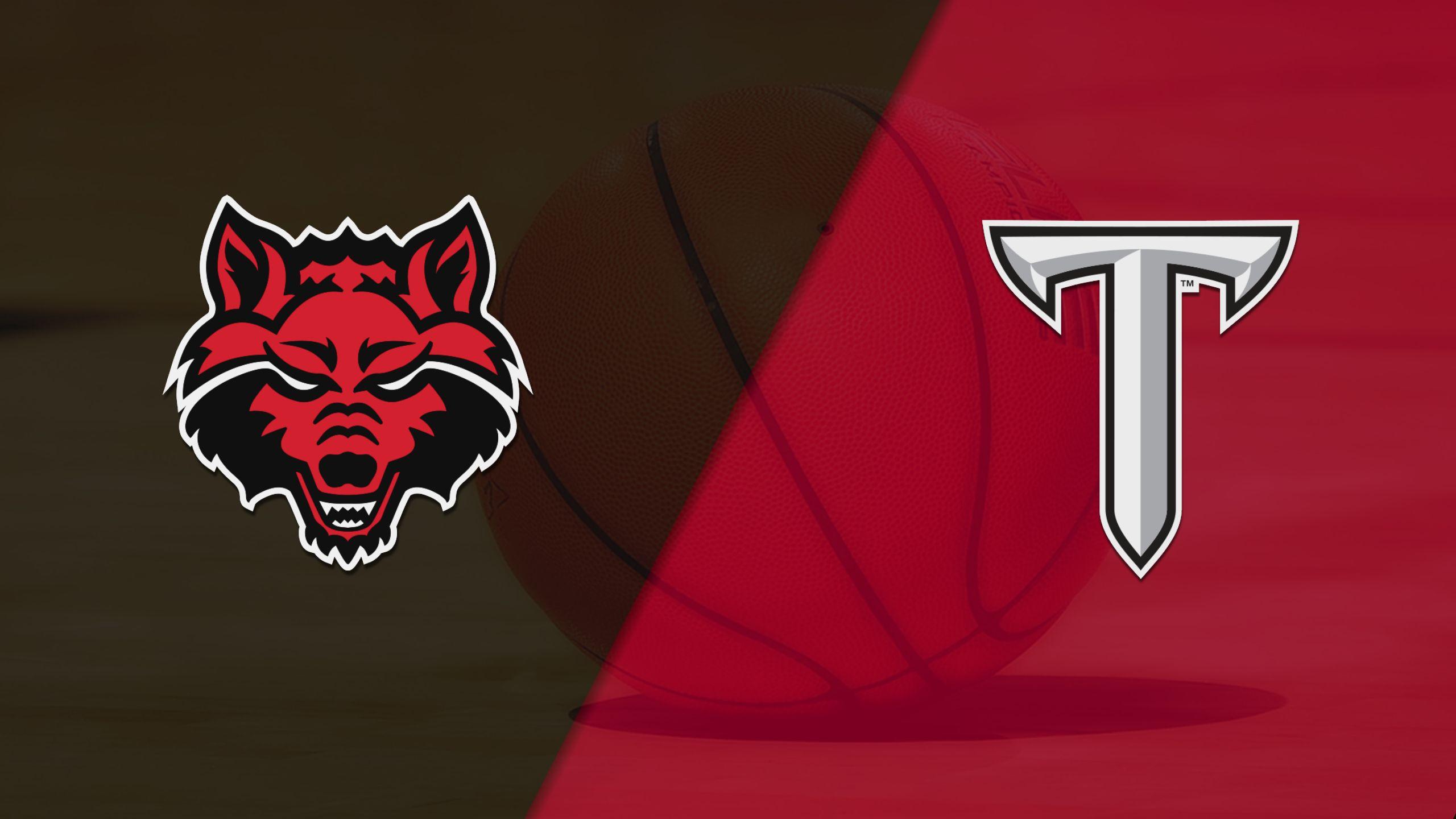 Arkansas State vs. Troy (W Basketball)