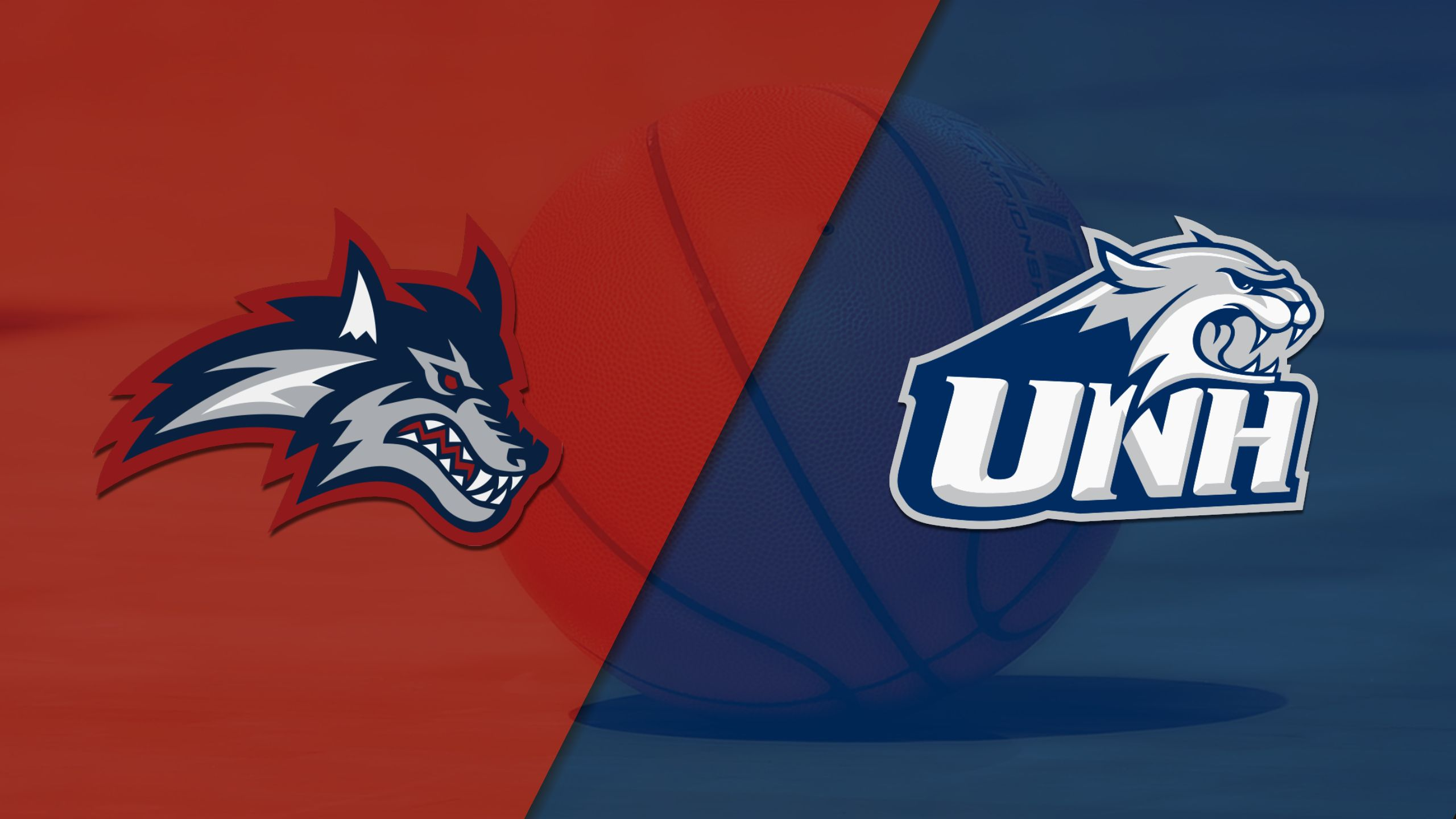 Stony Brook vs. New Hampshire (W Basketball)