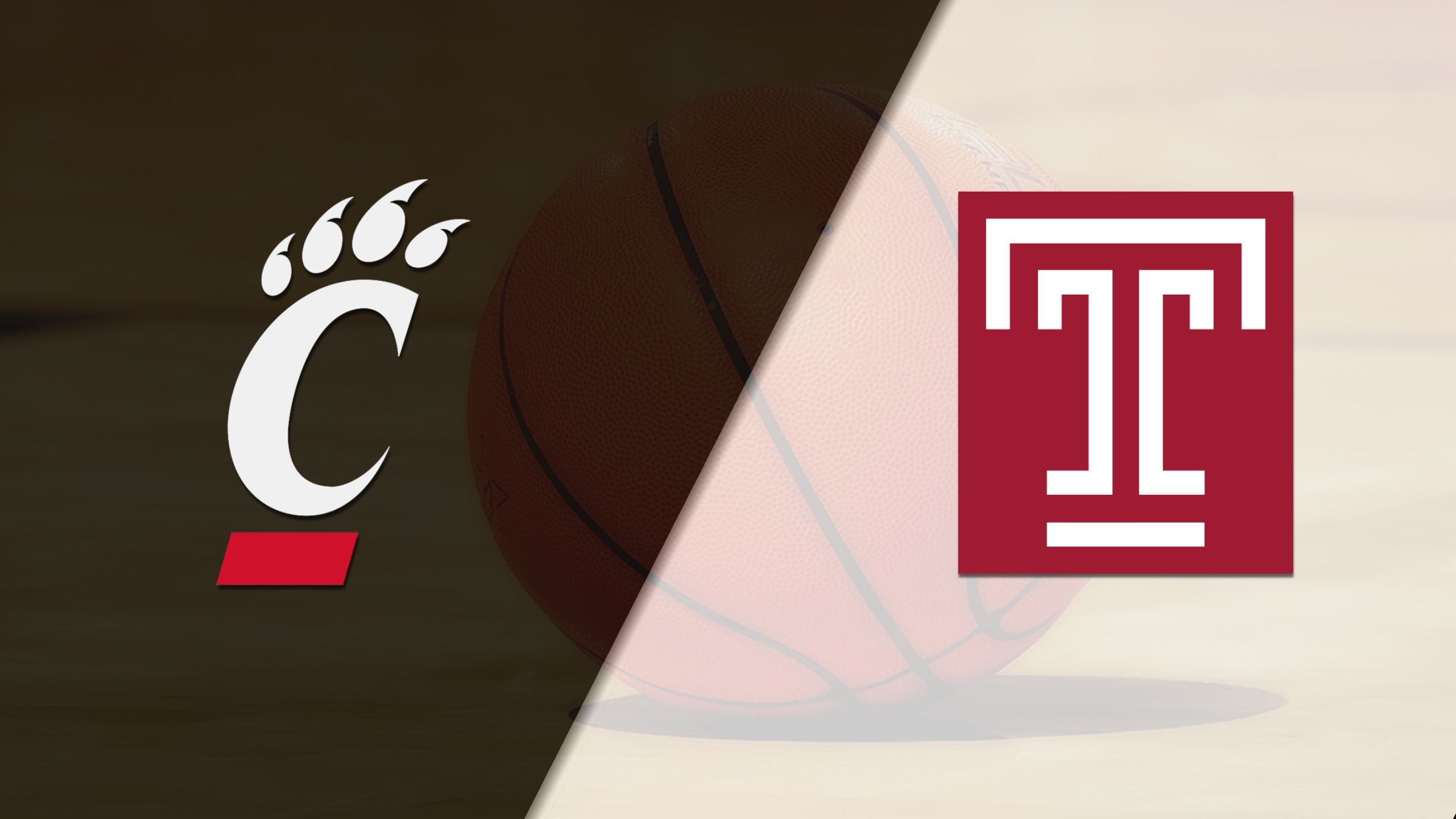 Cincinnati vs. Temple (W Basketball)