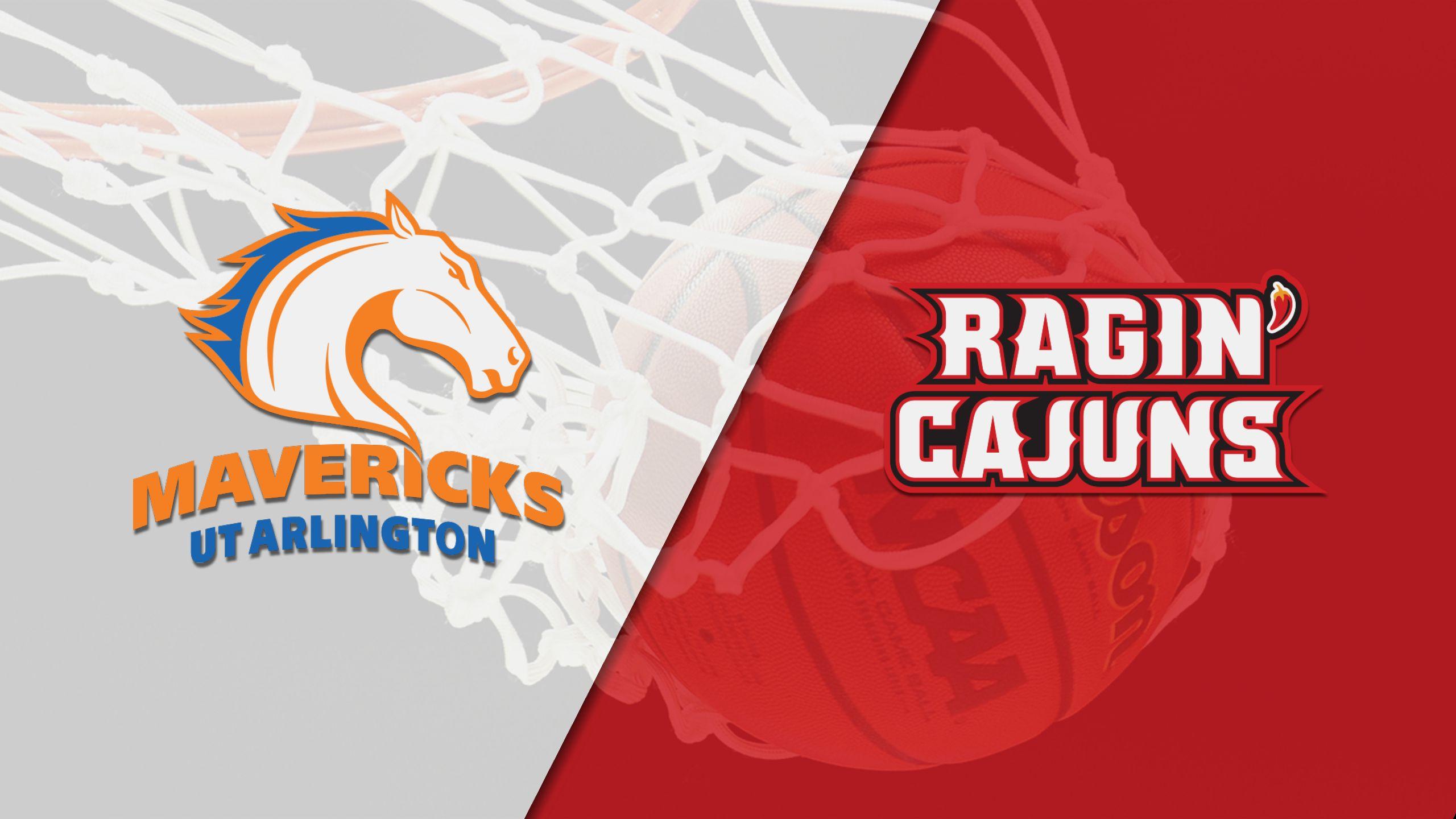 UT Arlington vs. Louisiana (W Basketball)