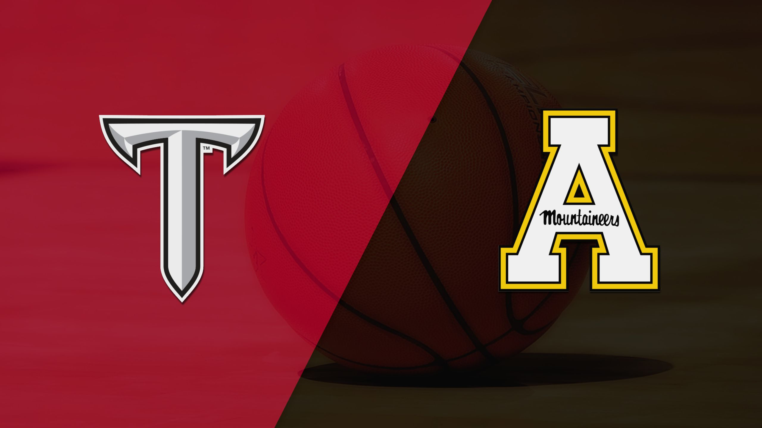 Troy vs. Appalachian State (W Basketball)