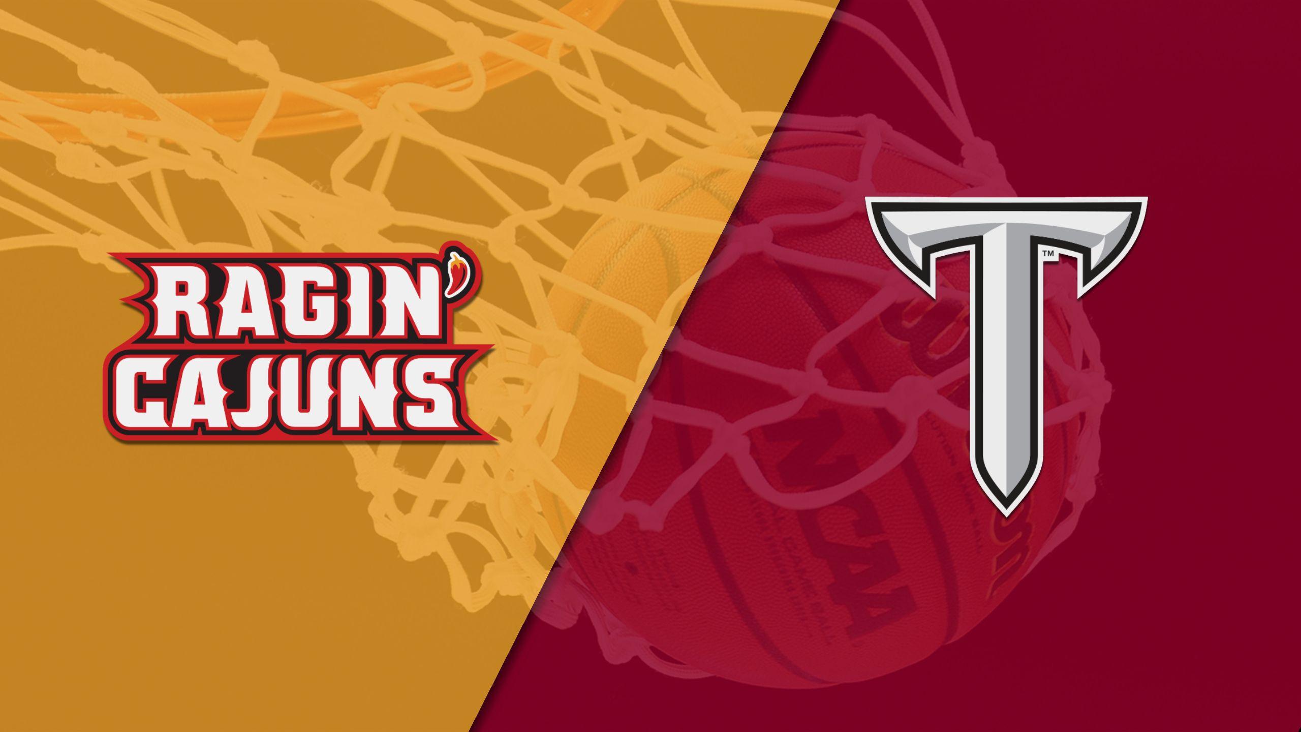 Louisiana vs. Troy (W Basketball)