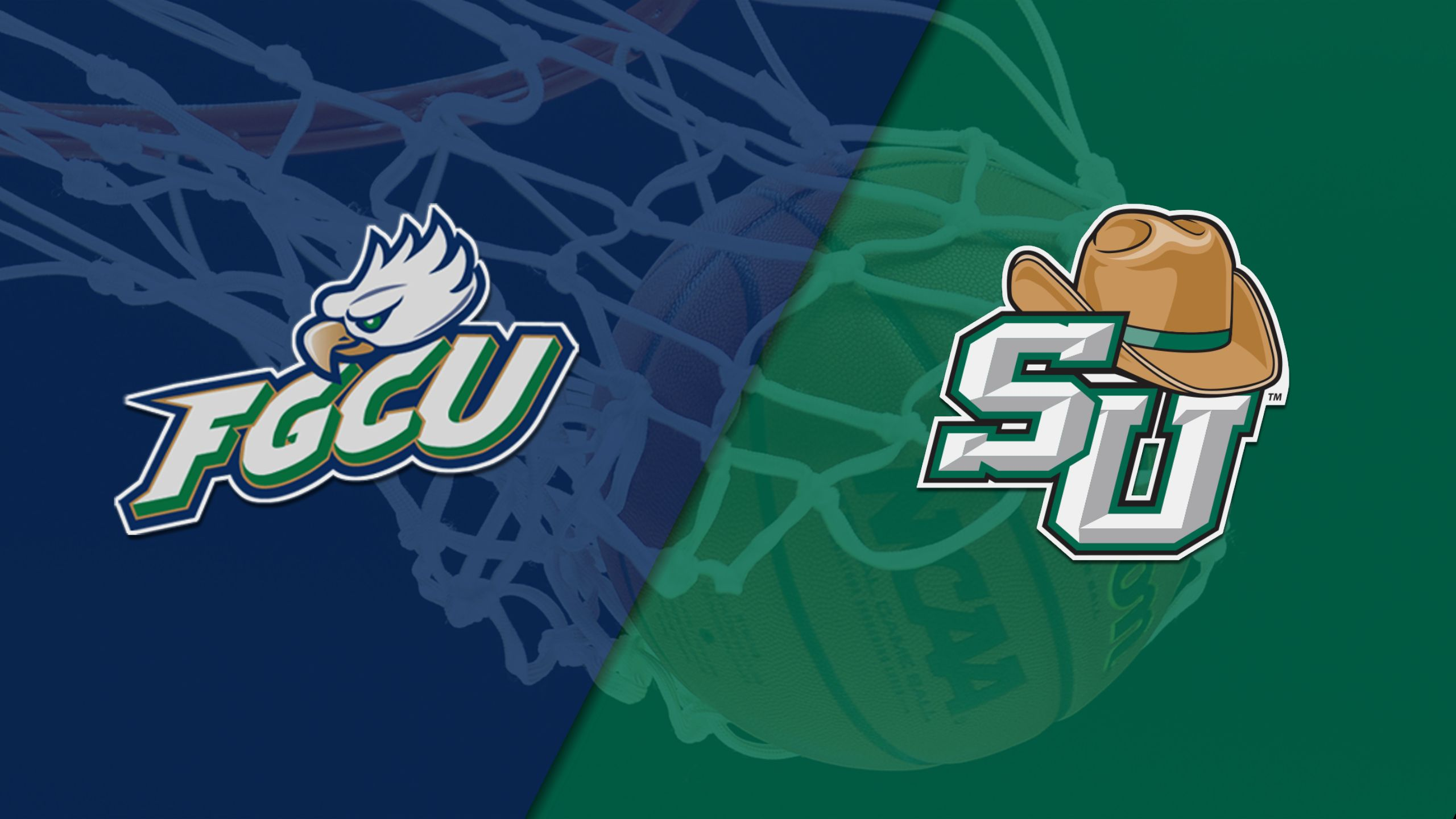 Florida Gulf Coast vs. Stetson (W Basketball)