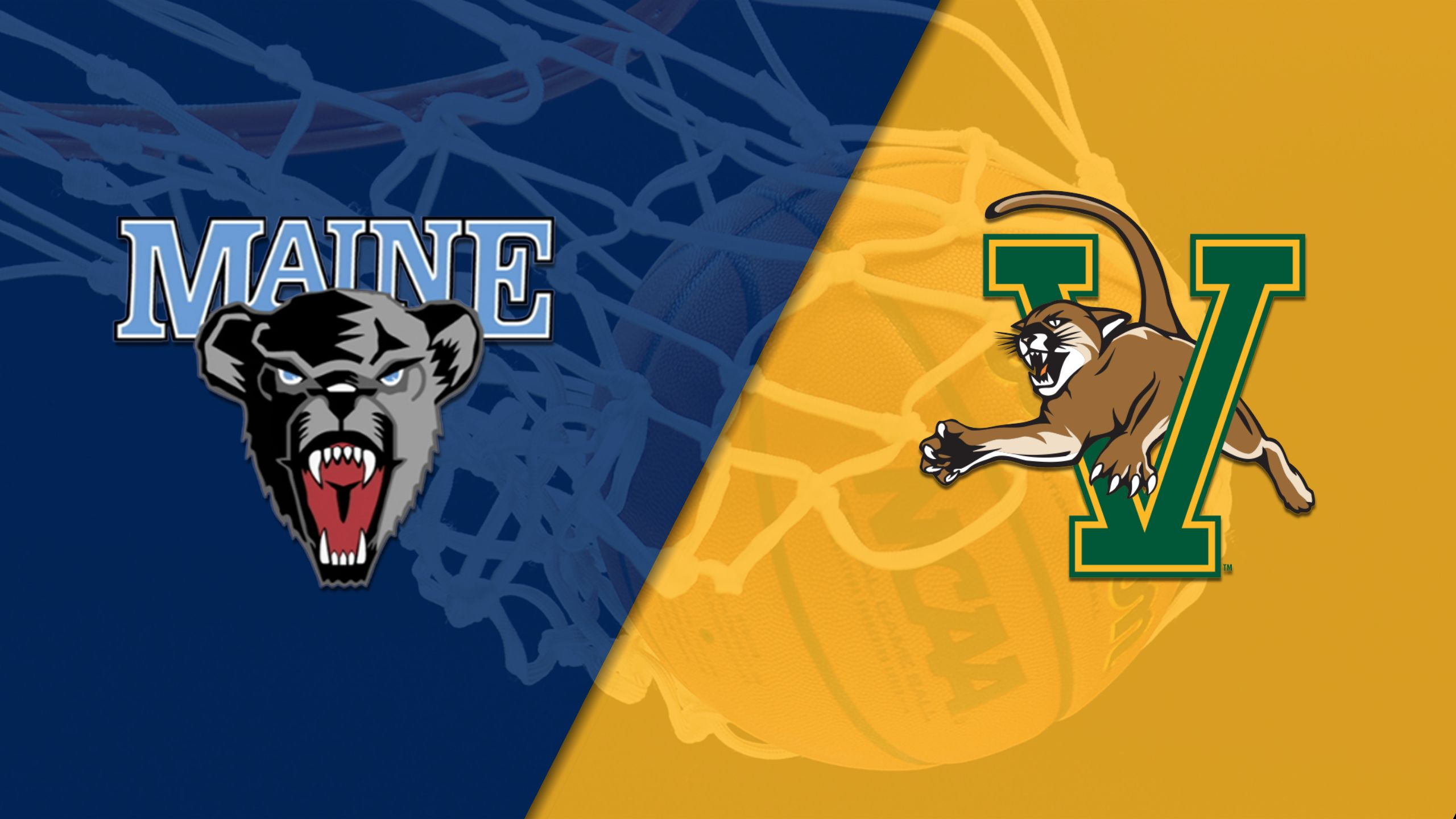 Maine vs. Vermont (W Basketball)