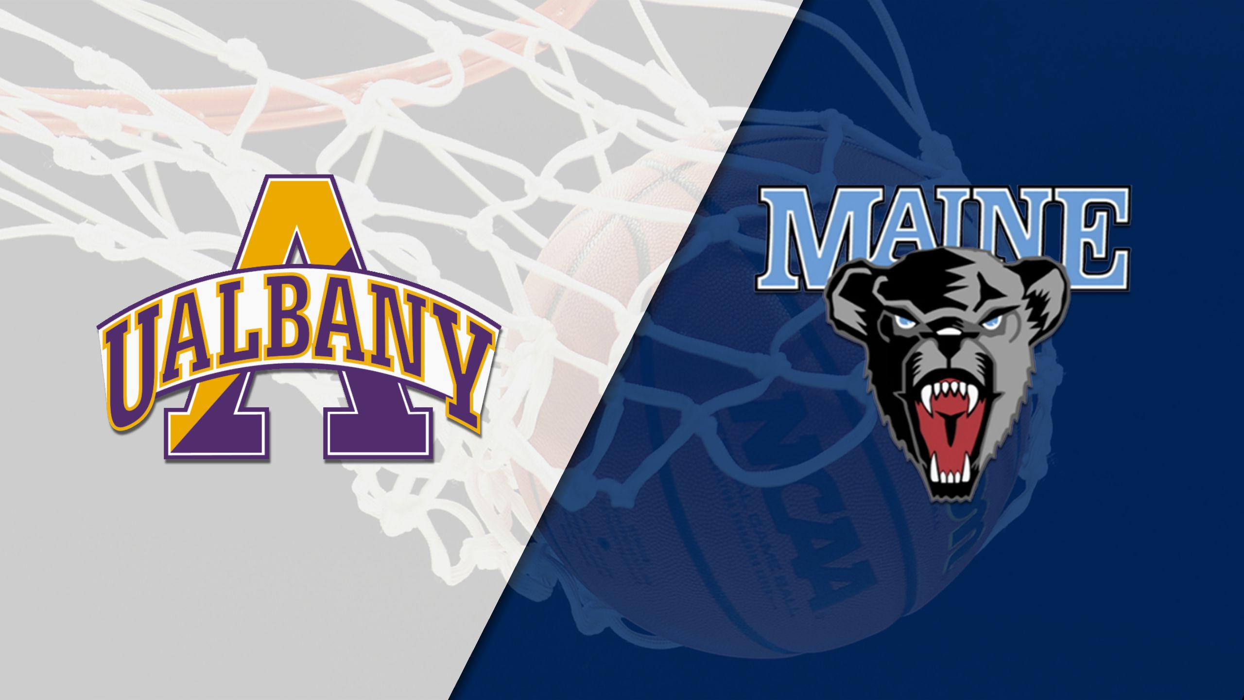 Albany vs. Maine (W Basketball)