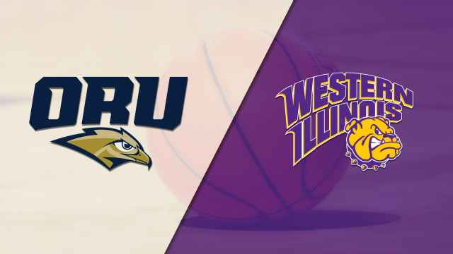 Oral Roberts vs. Western Illinois (M Basketball)