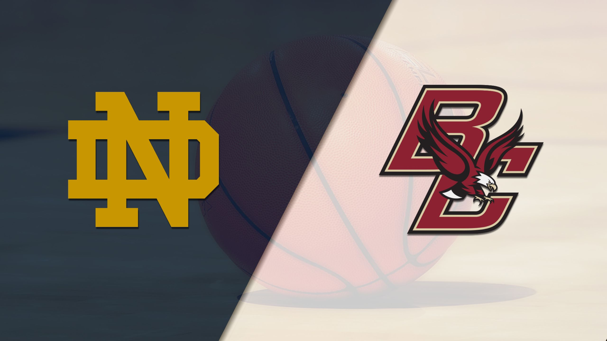 #5 Notre Dame vs. Boston College (W Basketball)
